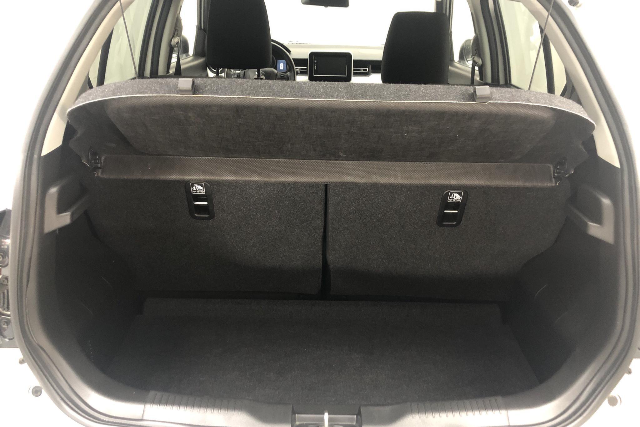Suzuki Ignis 1.2 4WD (90hk) - 4 489 mil - Manuell - vit - 2017