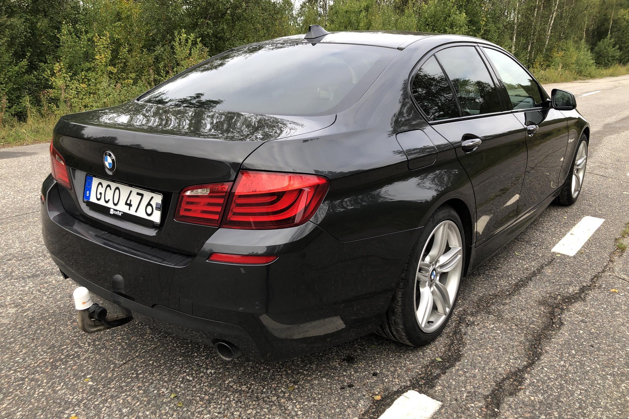 BMW 535d xDrive Sedan, F10 (313hk) - 16 626 mil - Automat - grå - 2013