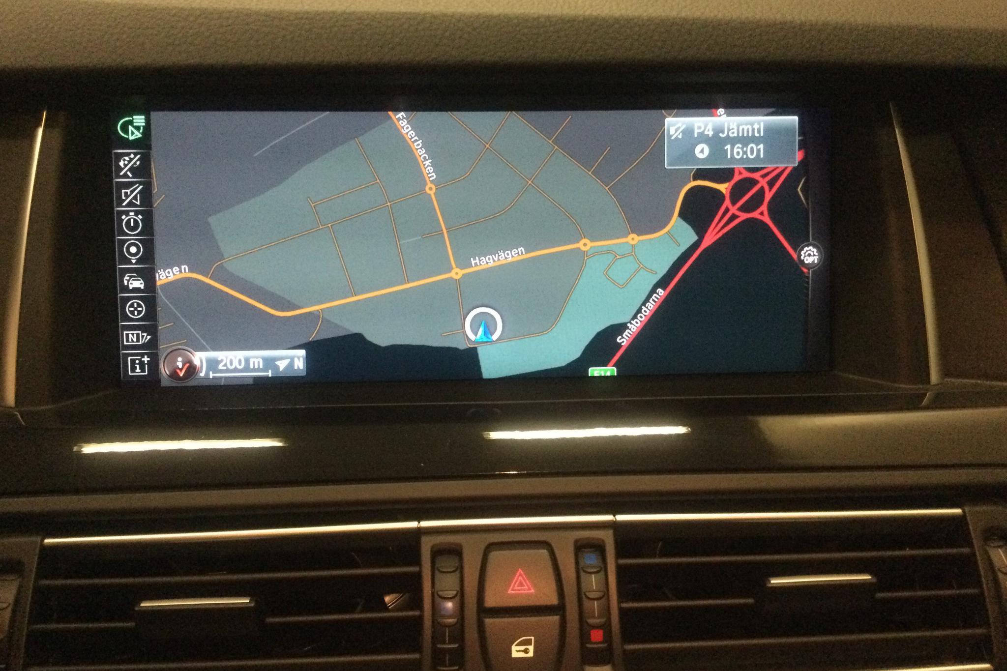 BMW 530d xDrive Touring, F11 (258hk) - 10 940 mil - Automat - grå - 2015