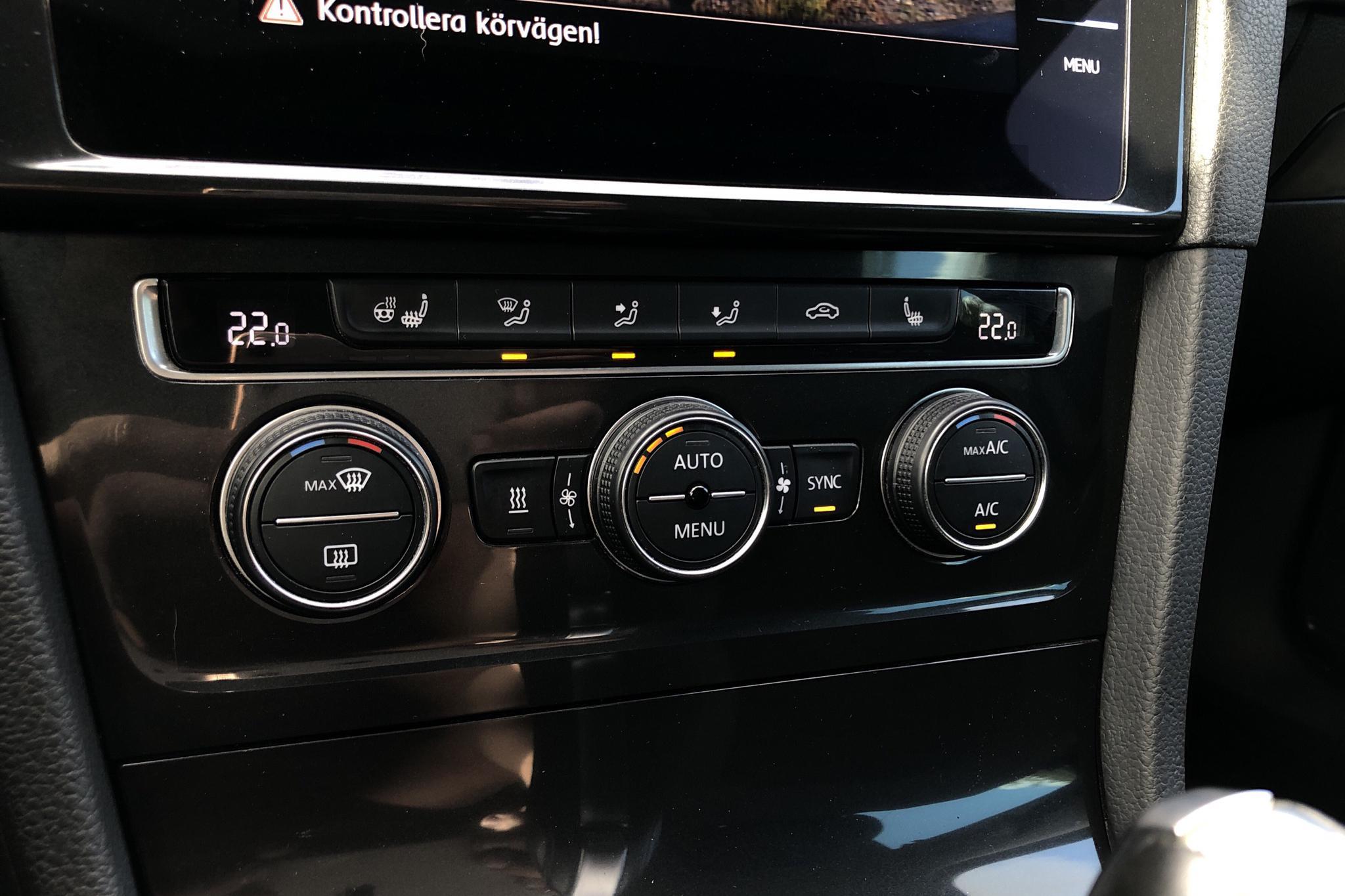 VW Golf Alltrack 2.0 TDI Sportscombi 4Motion (184hk) - 16 973 mil - Automat - Dark Grey - 2018
