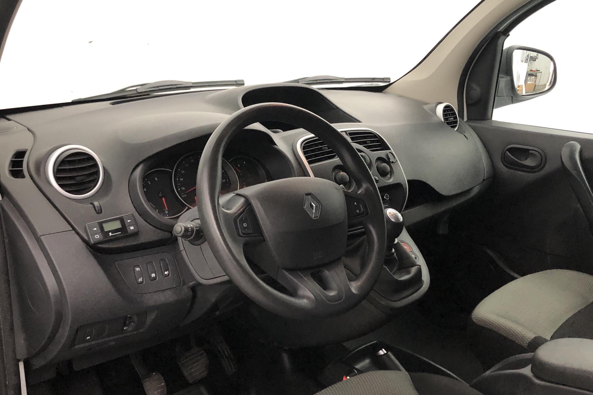 Renault Kangoo 1.5 dCi Maxi Skåp (110hk) - 11 733 mil - Manuell - 2017