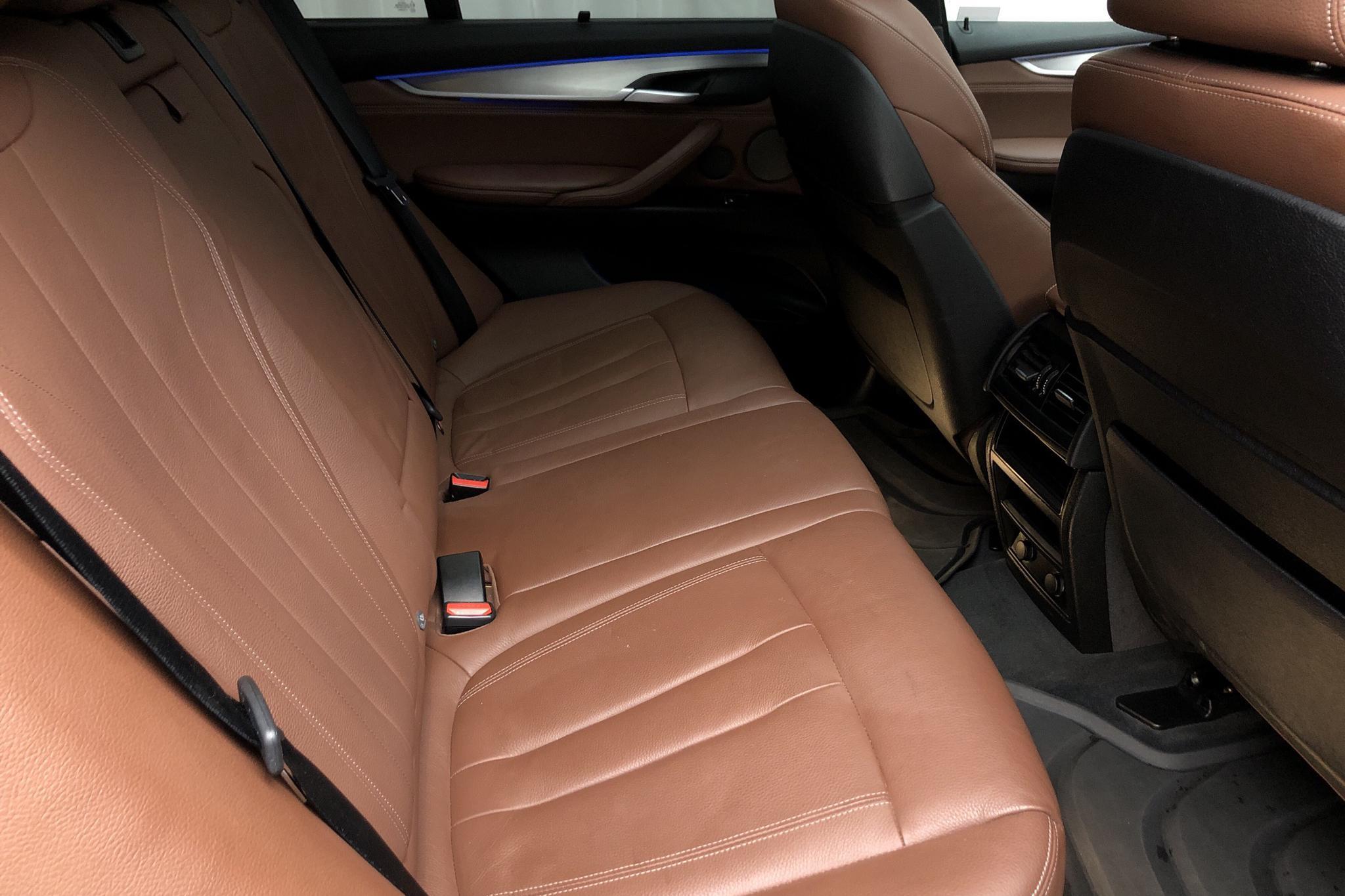 BMW X5 xDrive40e, F15 (245hk) - 67 150 km - Automatic - gray - 2017
