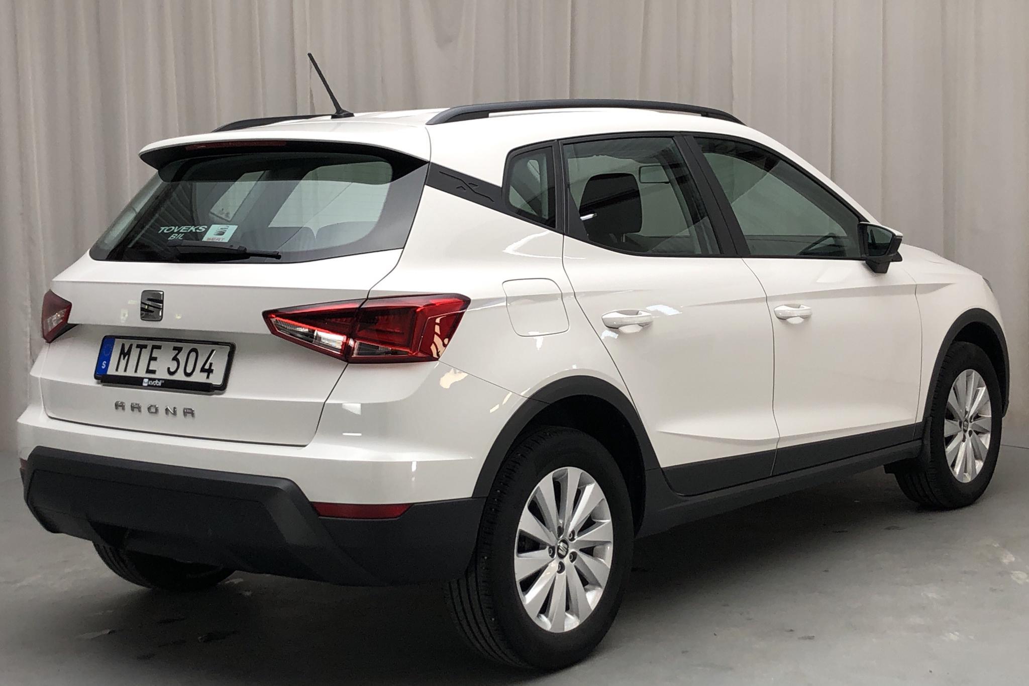 Seat Arona 1.0 TSI 5dr (95hk) - 28 020 km - Manual - white - 2018