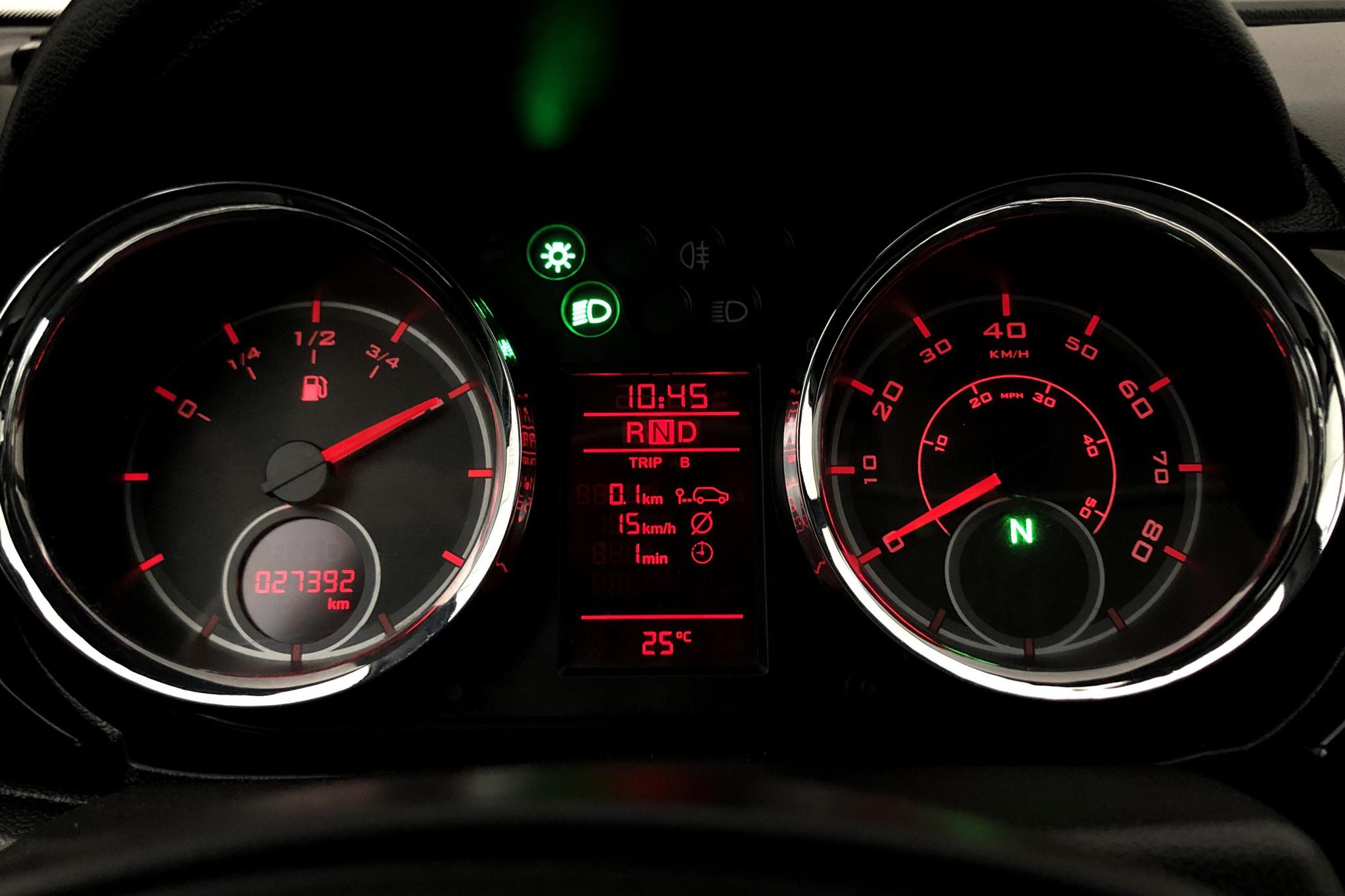 AIXAM S9 city Mopedbil - 27 390 km - Automatic - black - 2017