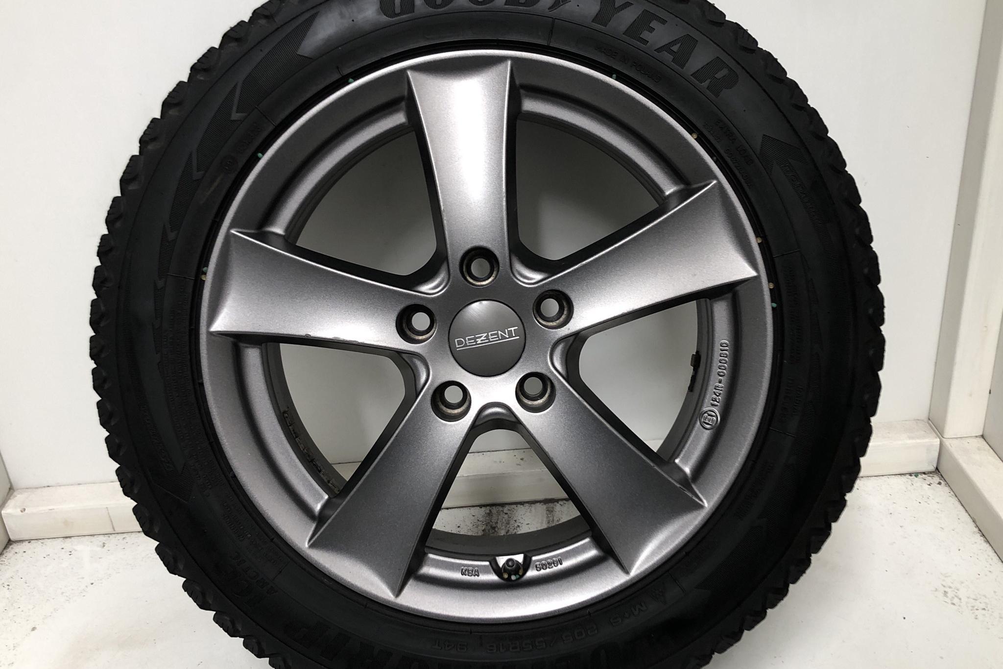 VW Golf VII GTE 5dr (204hk) - 3 895 mil - Automat - Dark Grey - 2018