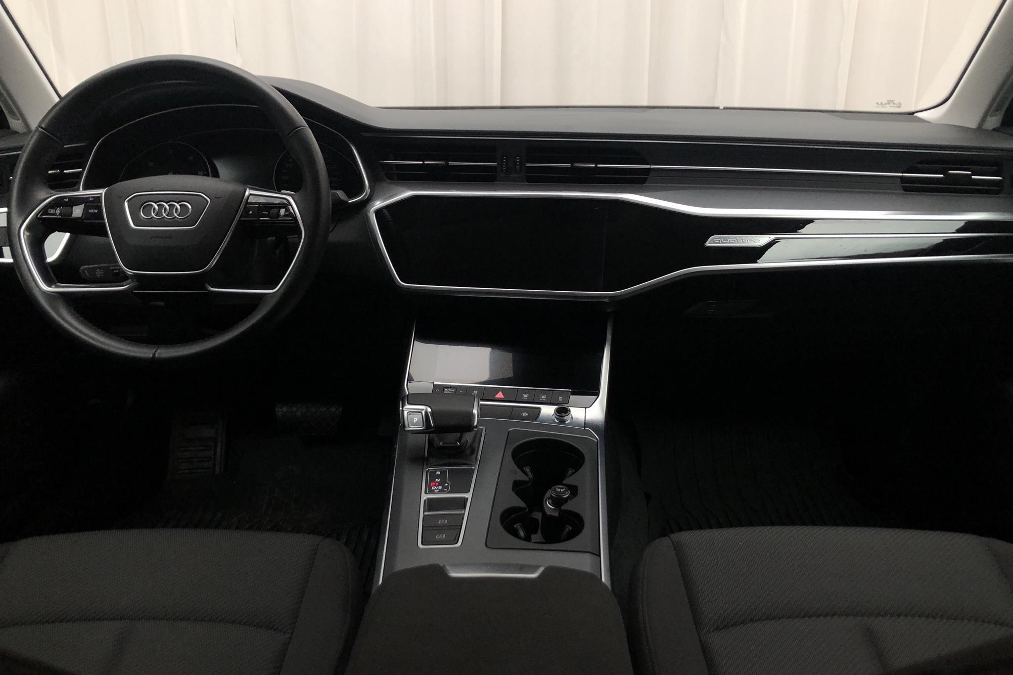 Audi A6 Sedan 40 TDI quattro (204hk) - 2 477 mil - Automat - svart - 2020