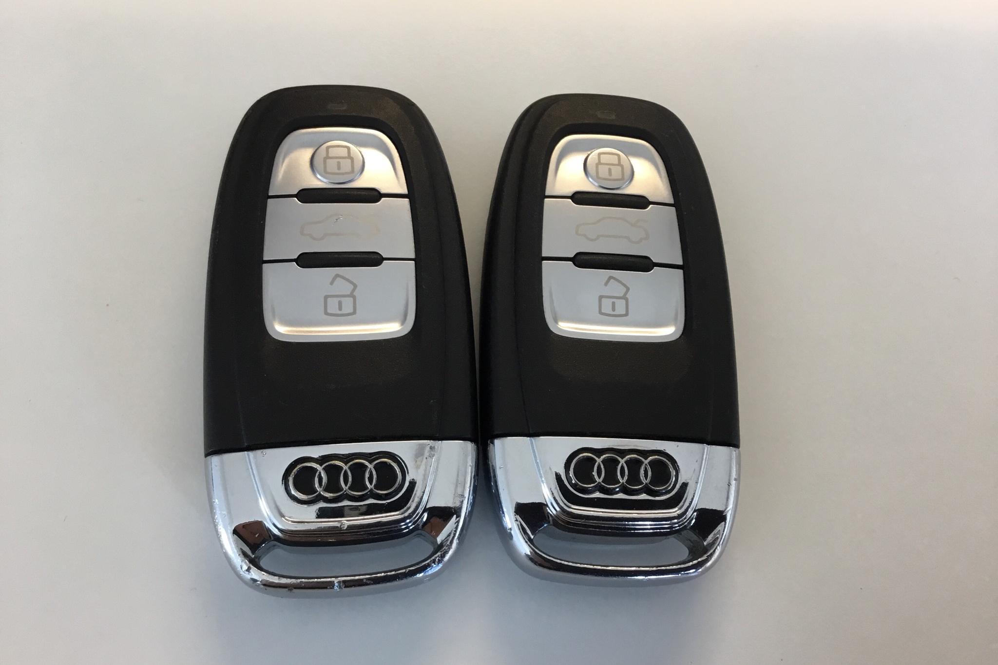 Audi A6 2.0 TDI Avant (190hk) - 9 215 mil - Automat - svart - 2018