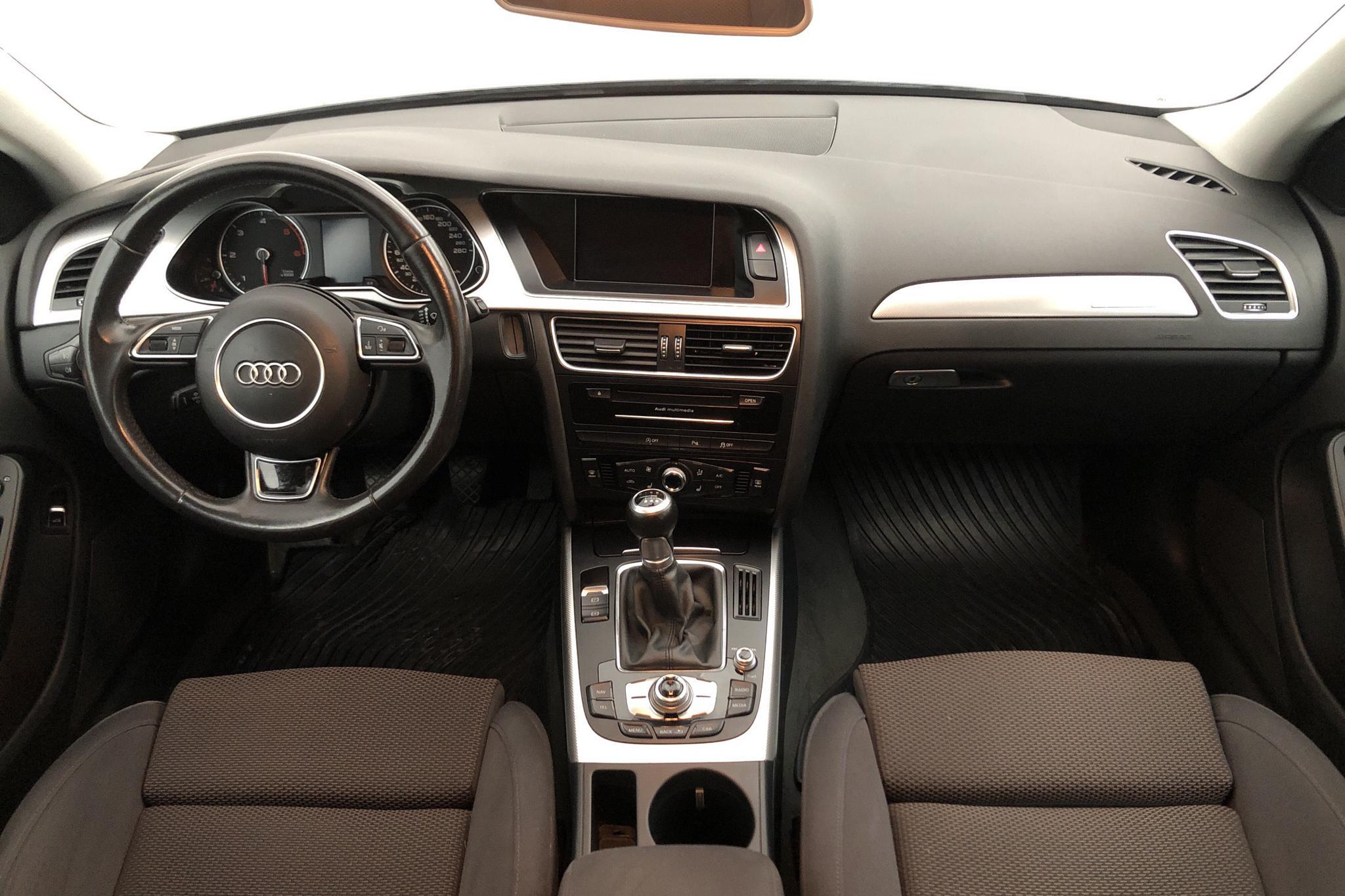 Audi A4 Allroad 2.0 TDI Avant quattro (150hk) - 9 514 mil - Manuell - grå - 2015
