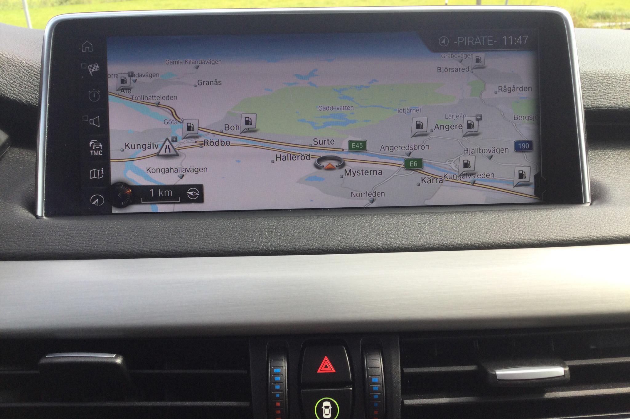 BMW X5 xDrive40d, F15 (313hk) - 14 634 mil - Automat - svart - 2017