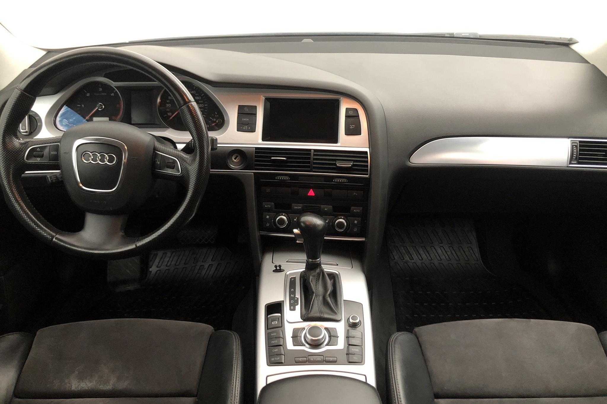 Audi A6 2.0 TDI Avant (170hk) - 259 140 km - Automatic - black - 2011
