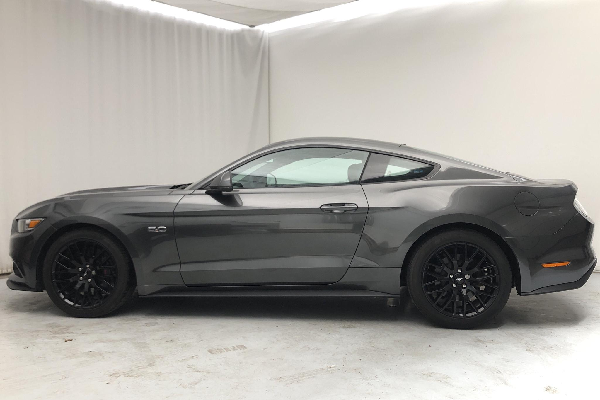 Ford Mustang GT V8 Fastback (418hk) - 18 260 km - Automatic - gray - 2015