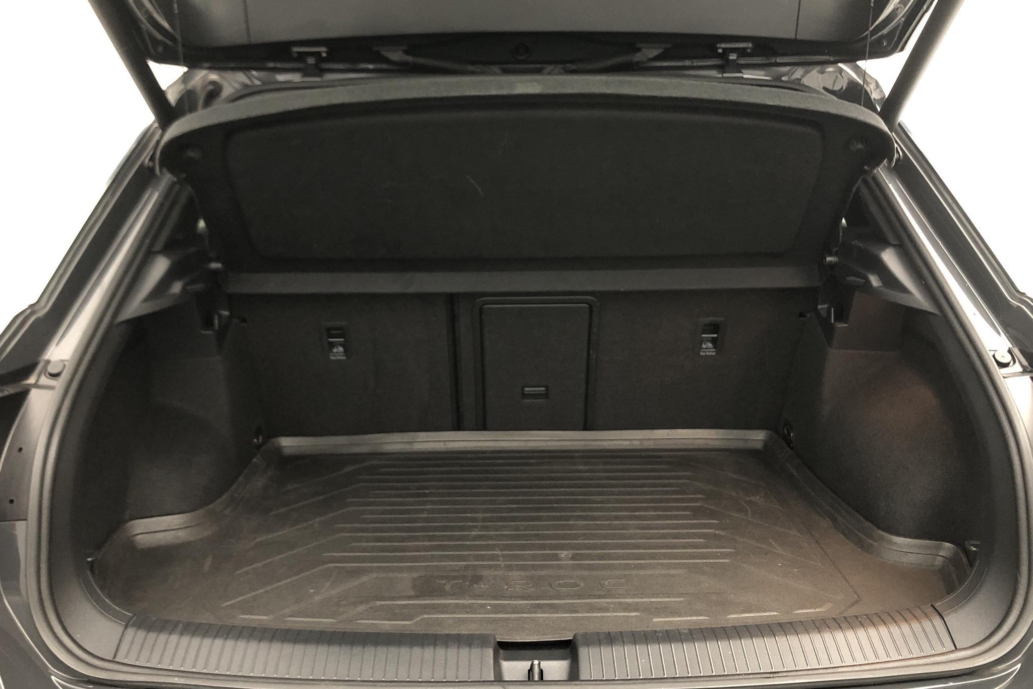VW T-Roc 2.0 TSI 4MOTION (190hk) - 43 560 km - Automatic - Dark Grey - 2019