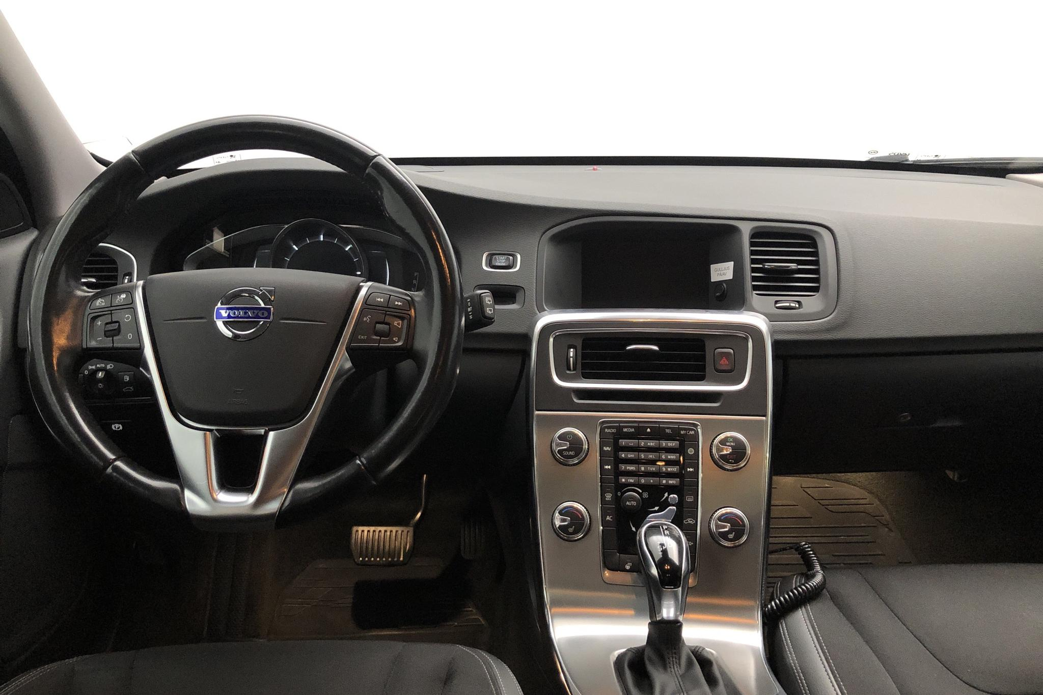 Volvo V60 D3 Cross Country (150hk) - 14 175 mil - Automat - vit - 2018