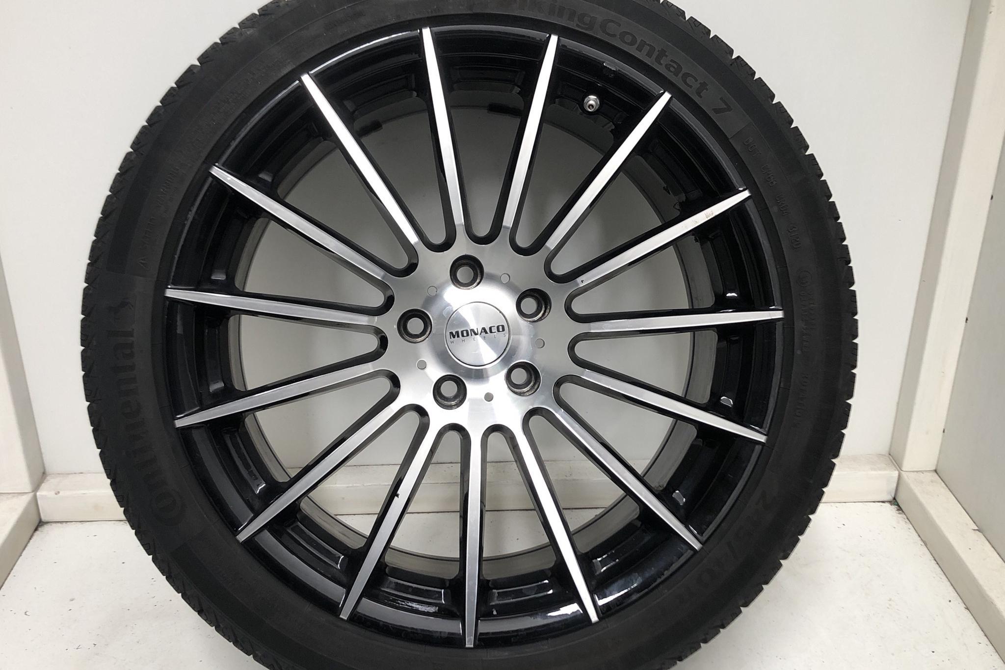 BMW 520d xDrive Touring, G31 (190hk) - 41 340 km - Automatic - blue - 2019