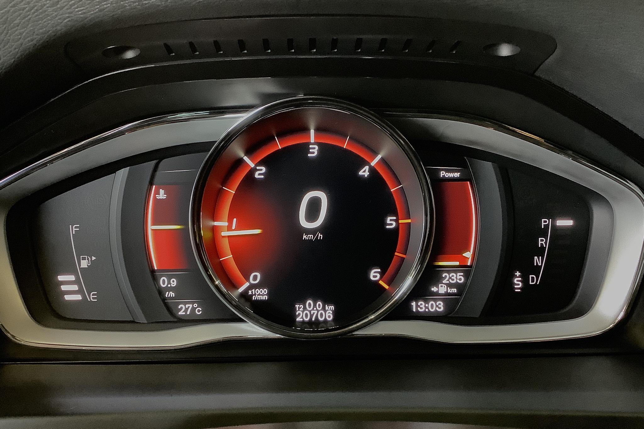 Volvo S60 D3 (150hk) - 2 070 mil - Automat - vit - 2018