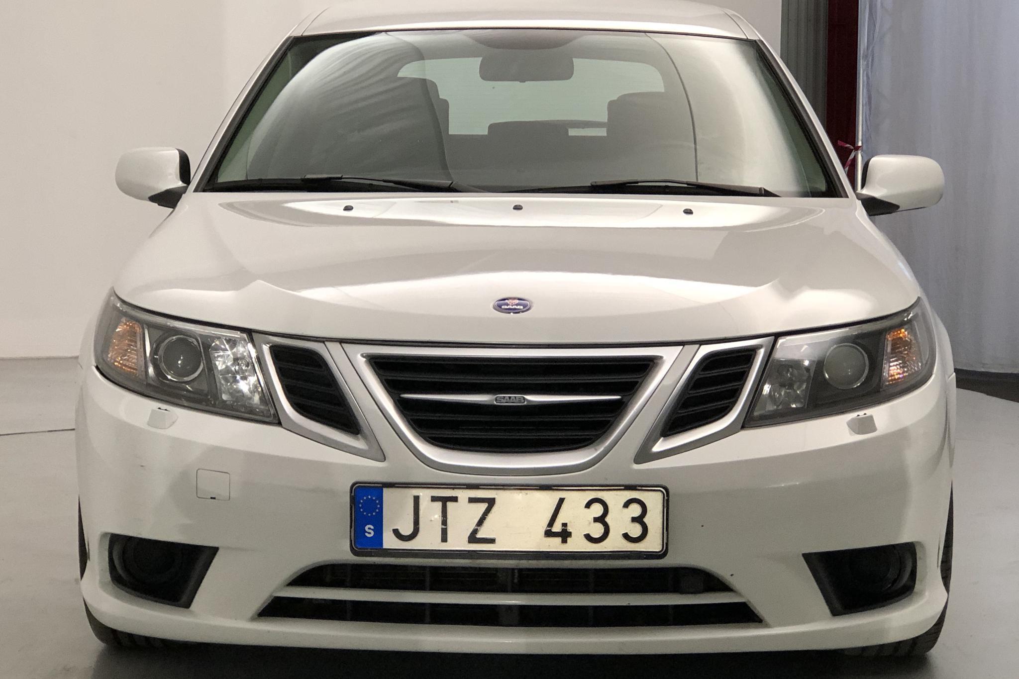 Saab 9-3 2.0t BioPower SportCombi (175hk) - 17 325 mil - Manuell - vit - 2011