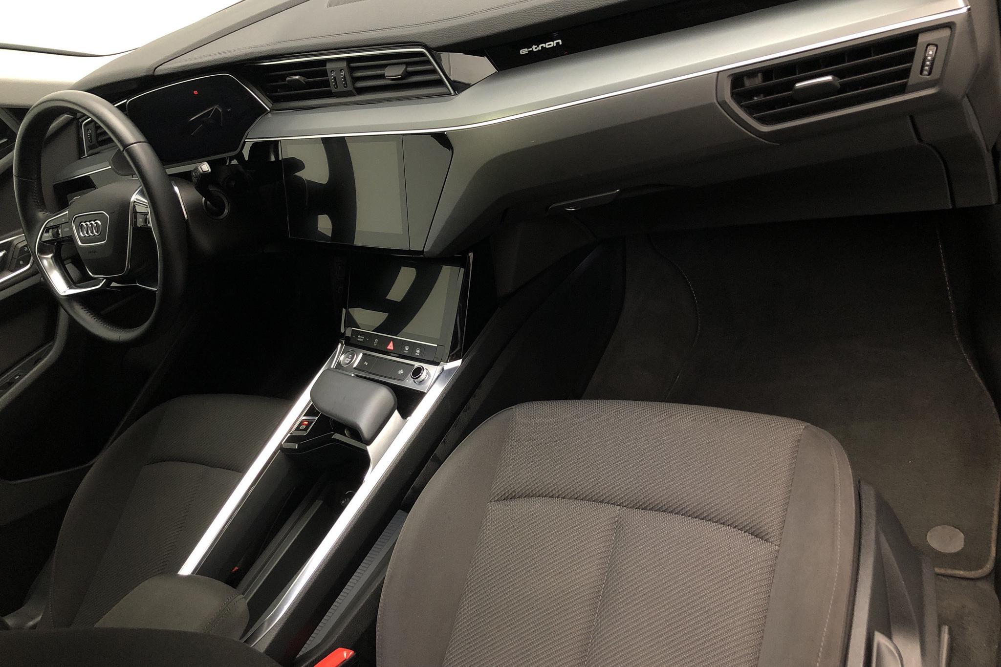 Audi e-tron 50 quattro 71 kWh (288hk) - 23 030 km - Automatic - black - 2020