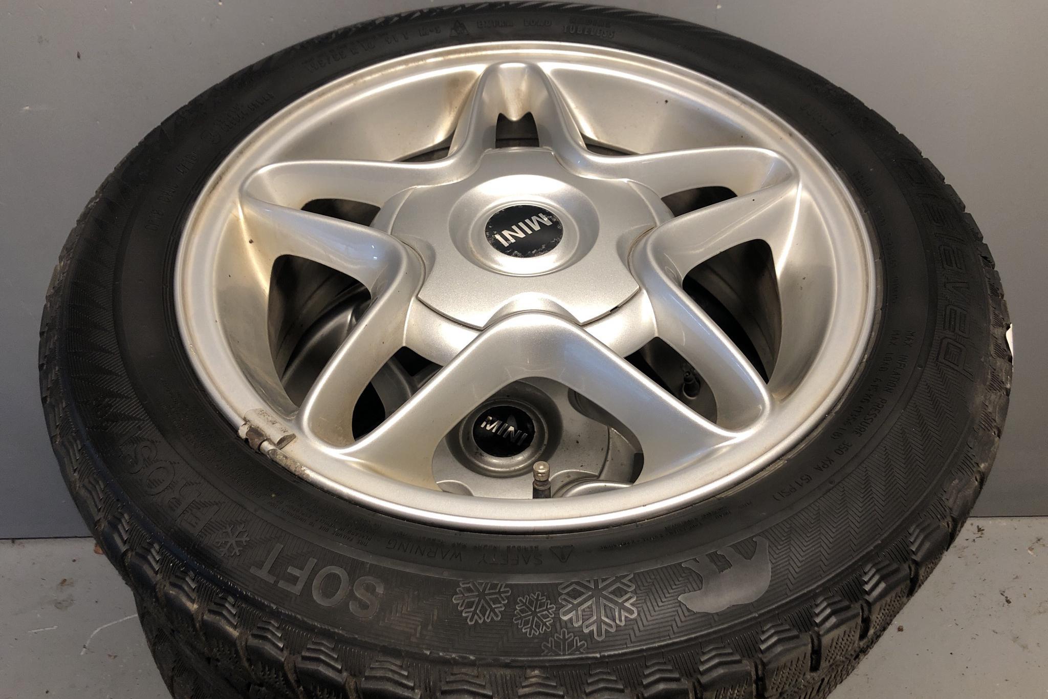 MINI Cooper Clubman 1.6 S (175hk) - 149 430 km - Manual - black - 2010