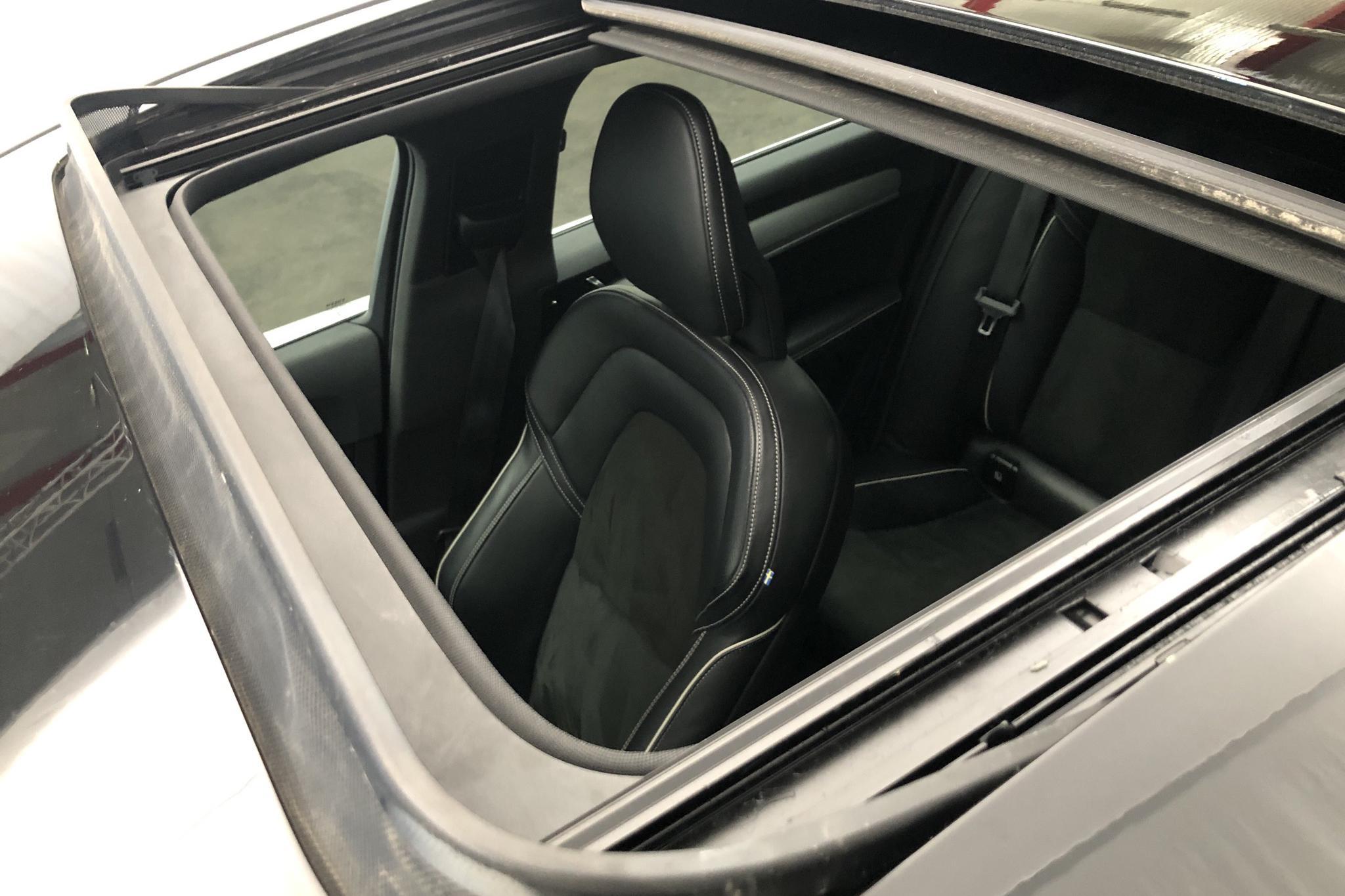 Volvo S90 D4 AWD (190hk) - 9 445 mil - Automat - svart - 2018