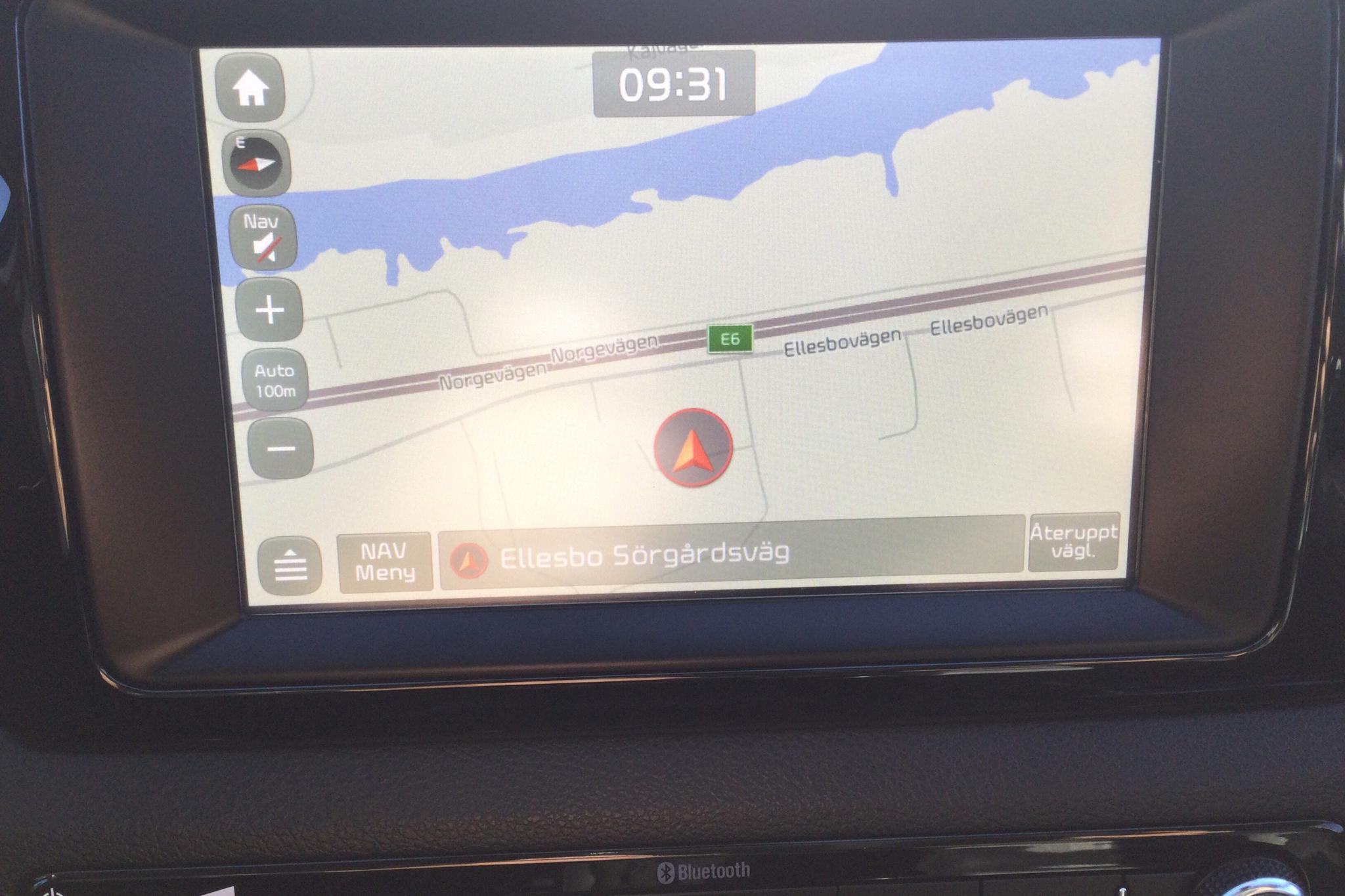 KIA Niro Plug-in Hybrid 1.6 (141hk) - 5 166 mil - Automat - grå - 2018