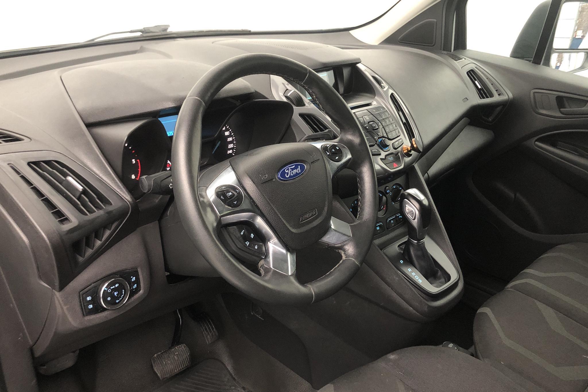 Ford Transit Connect 1.5 TDCi (120hk) - 11 157 mil - Automat - grå - 2016