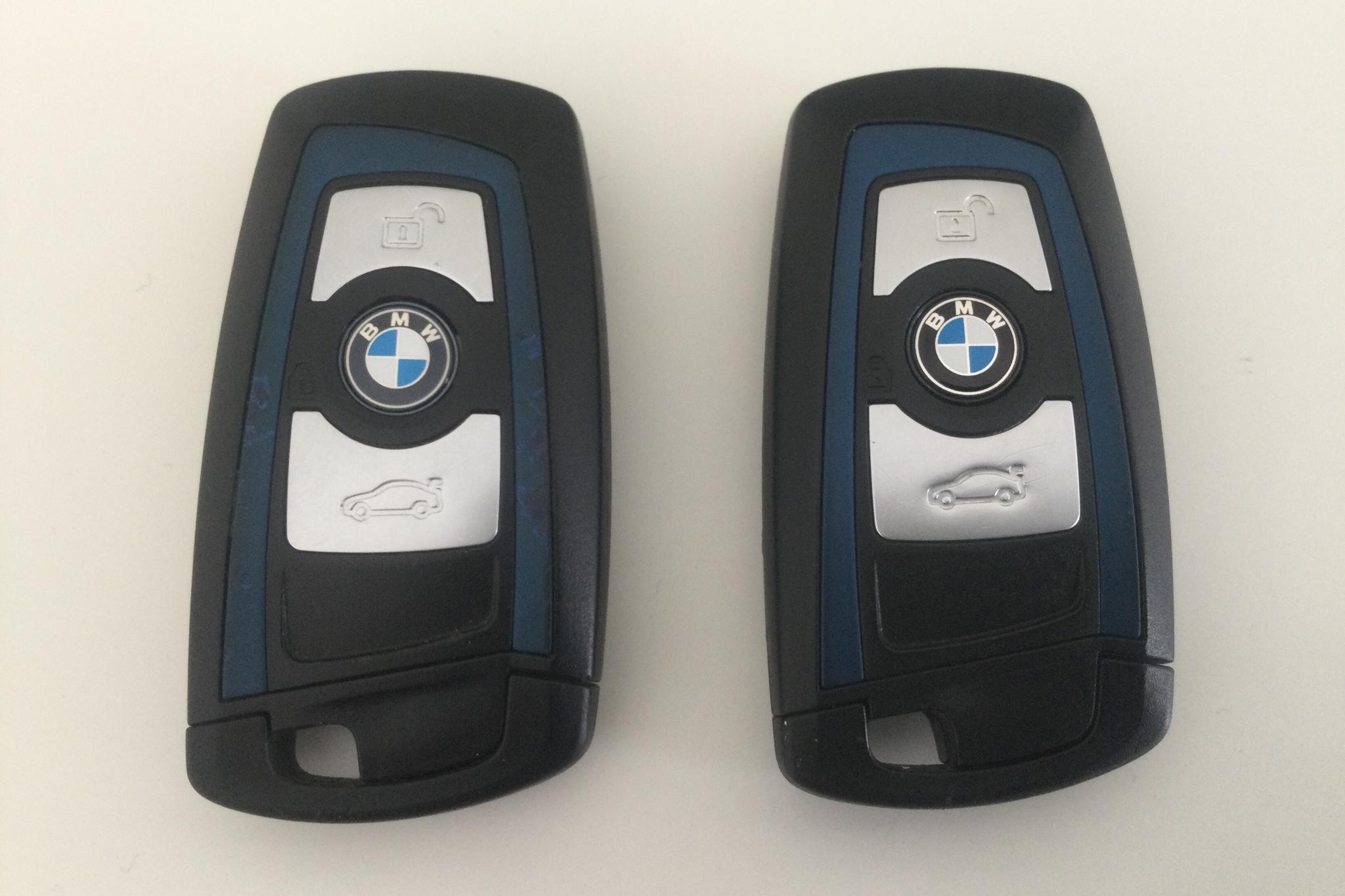 BMW 320d GT xDrive, F34 (184hk) - 89 790 km - Automatic - gray - 2014