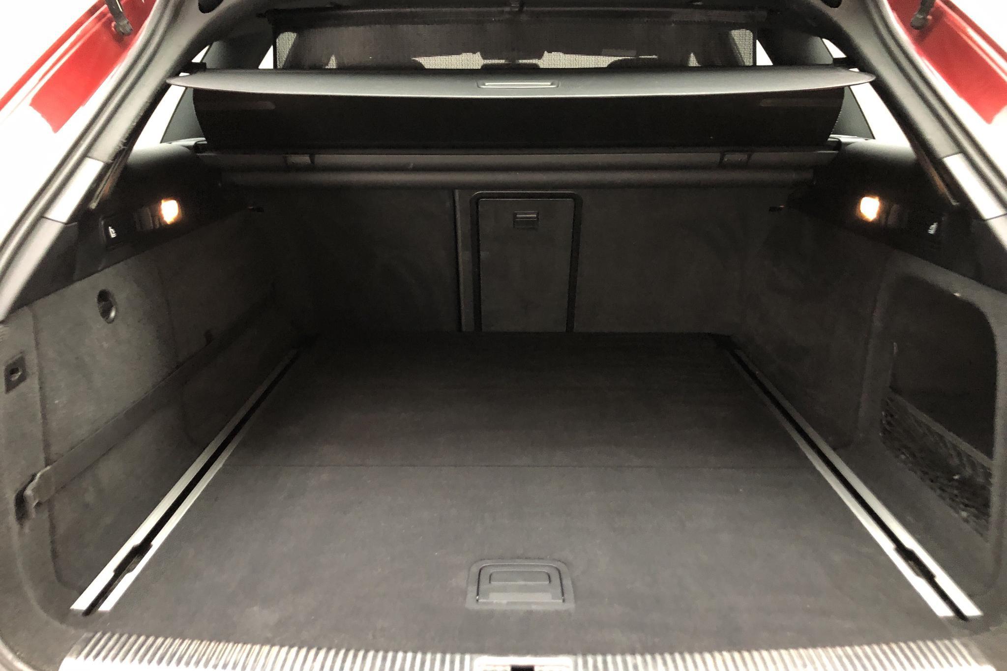 Audi A6 Allroad 3.0 TDI quattro (218hk) - 13 081 mil - Automat - röd - 2016
