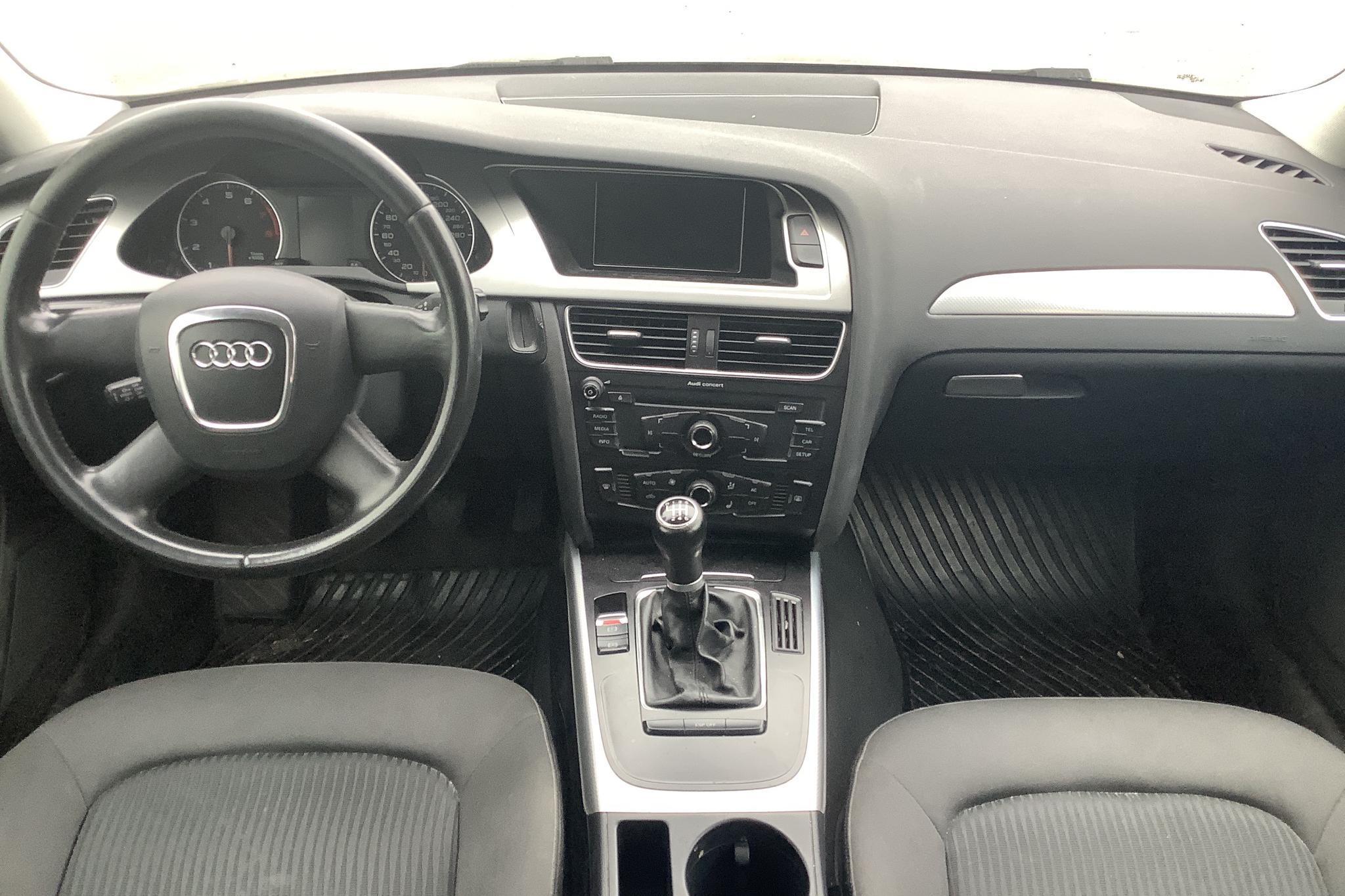 Audi A4 1.8 TFSI Avant (160hk) - 18 043 mil - Manuell - Light Brown - 2009