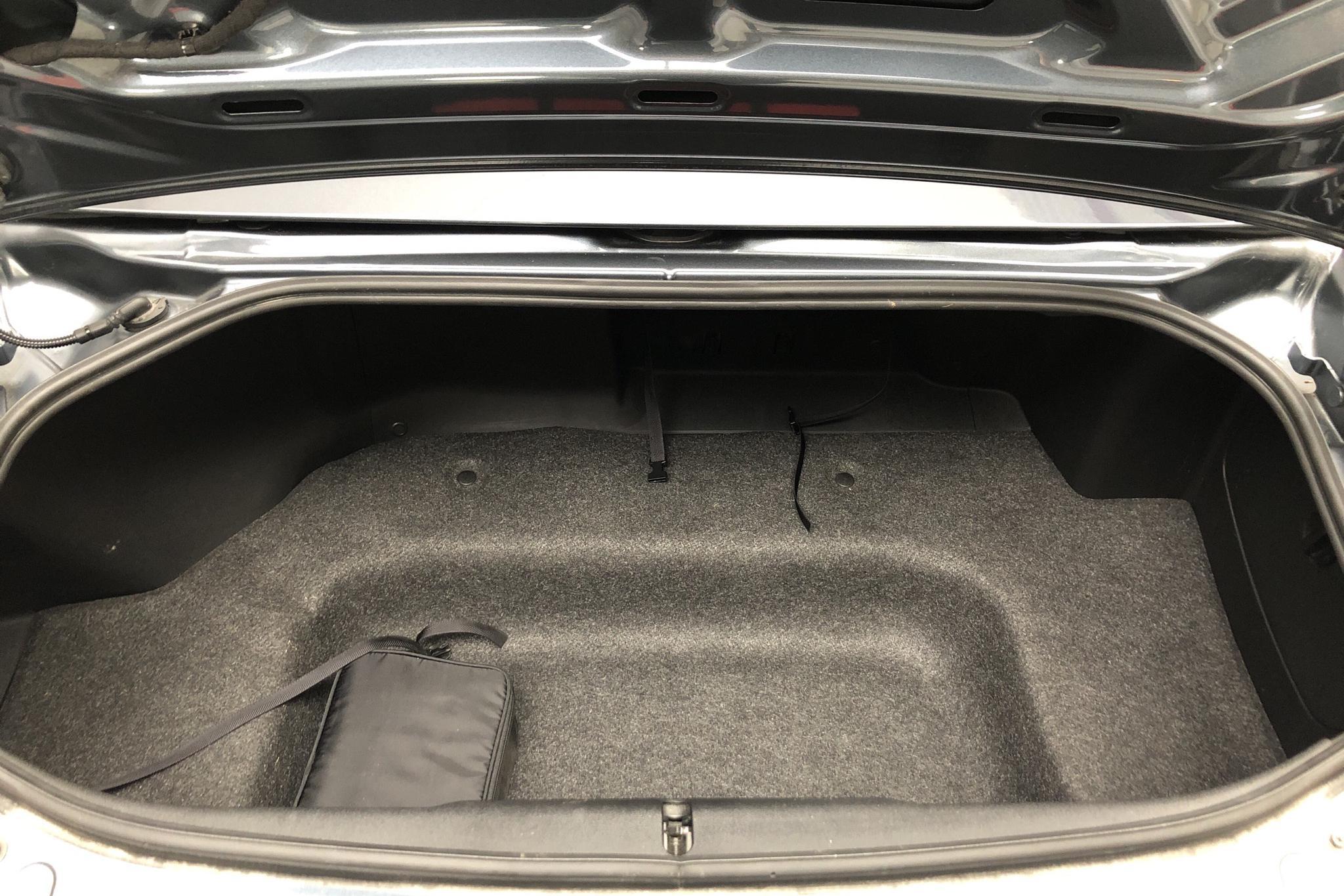 Mazda MX-5 1.8 (126hk) - 1 101 mil - Manuell - grå - 2012