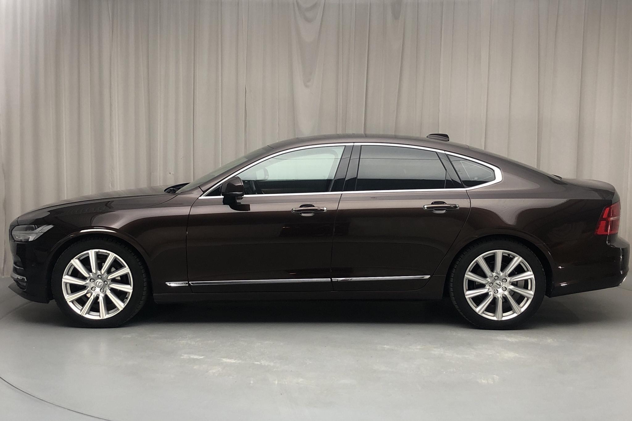 Volvo S90 D4 AWD (190hk) - 10 120 mil - Automat - Dark Brown - 2018