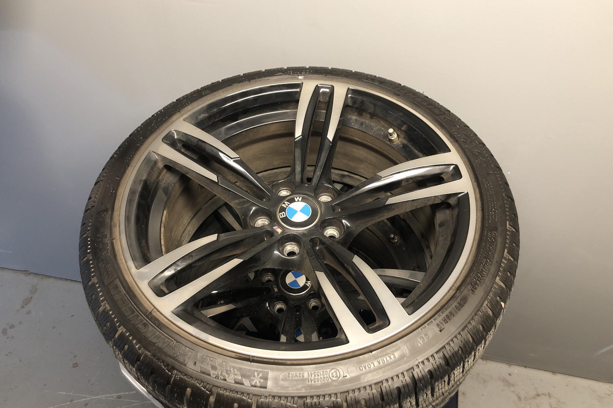 BMW M3 Sedan, F80 (431hk) - 3 977 mil - Manuell - Light Blue - 2016