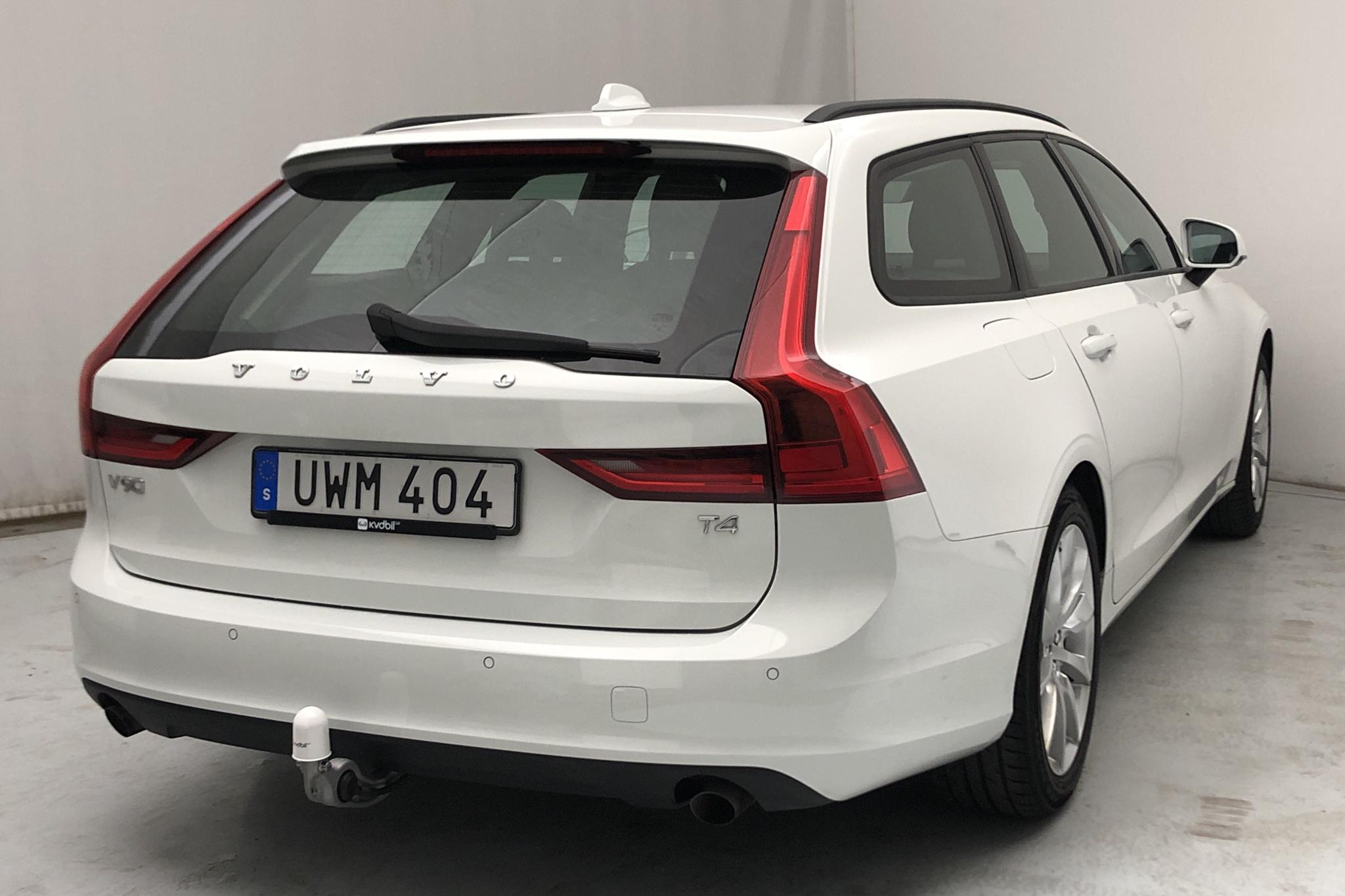 Volvo V90 T4 (190hk) - 95 150 km - Automatic - white - 2018