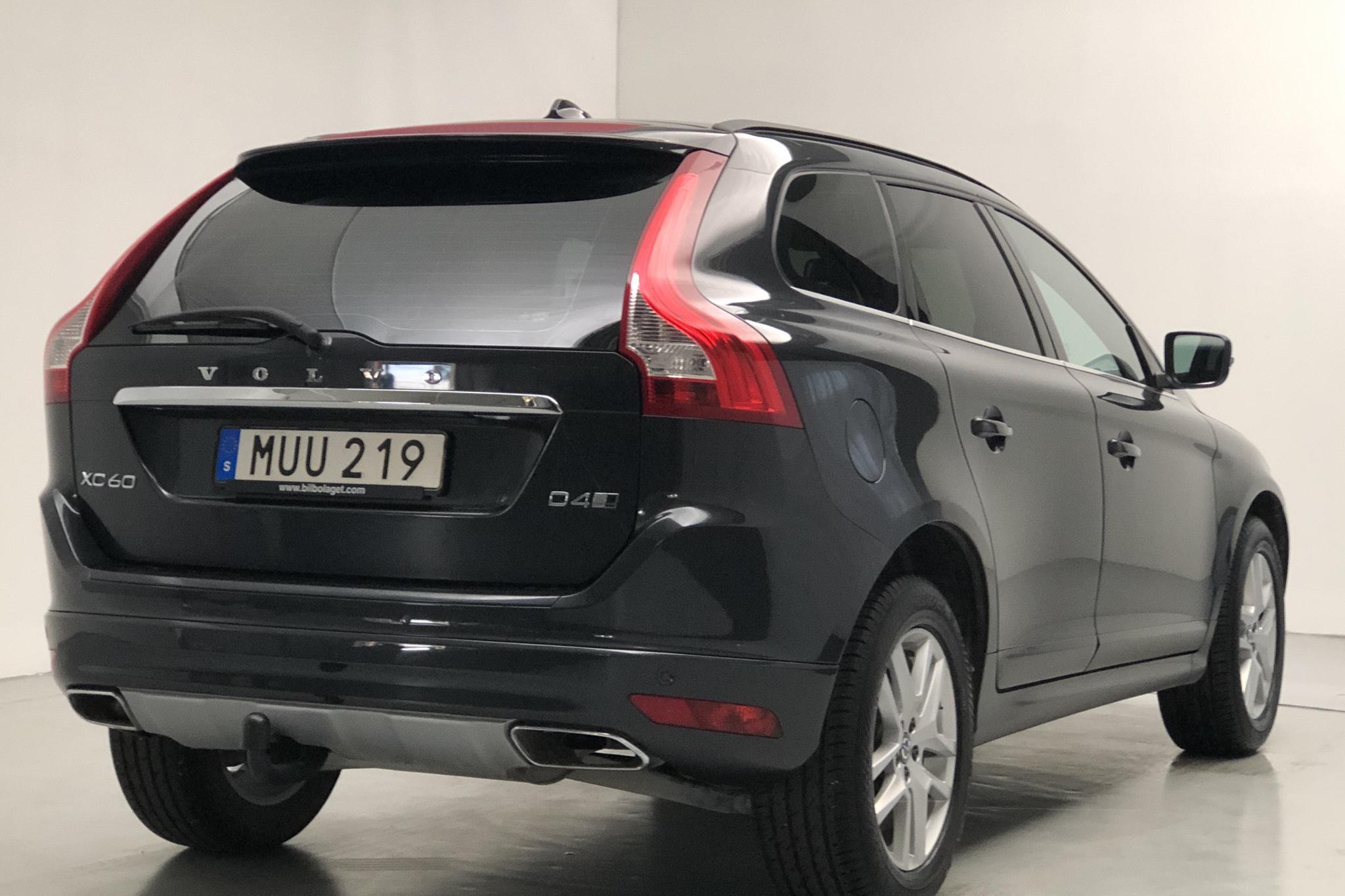 Volvo XC60 D4 AWD (190hk) - 13 844 mil - Automat - grå - 2017