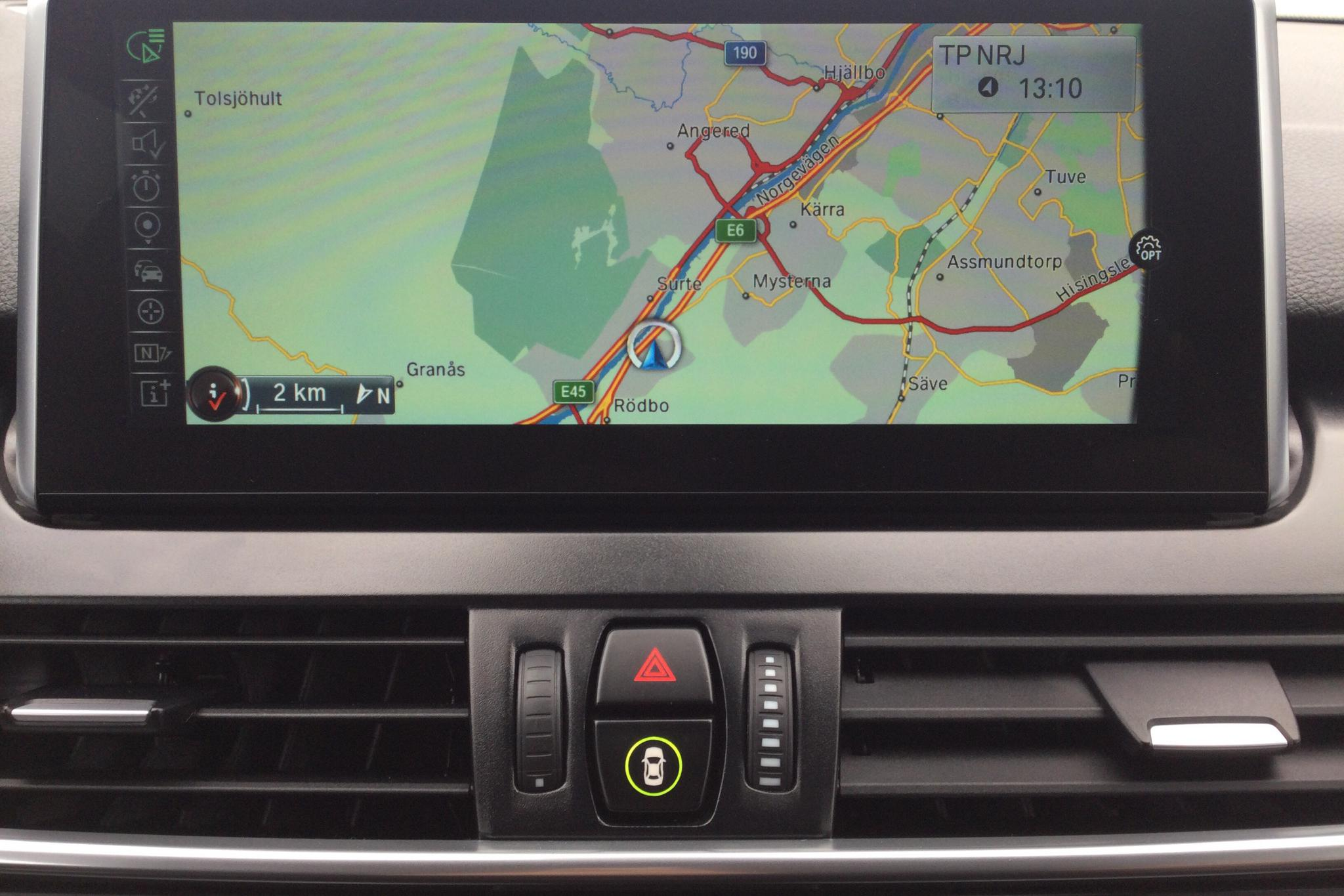 BMW 225xe Active Tourer, F45 (224hk) - 86 200 km - Automatic - white - 2017