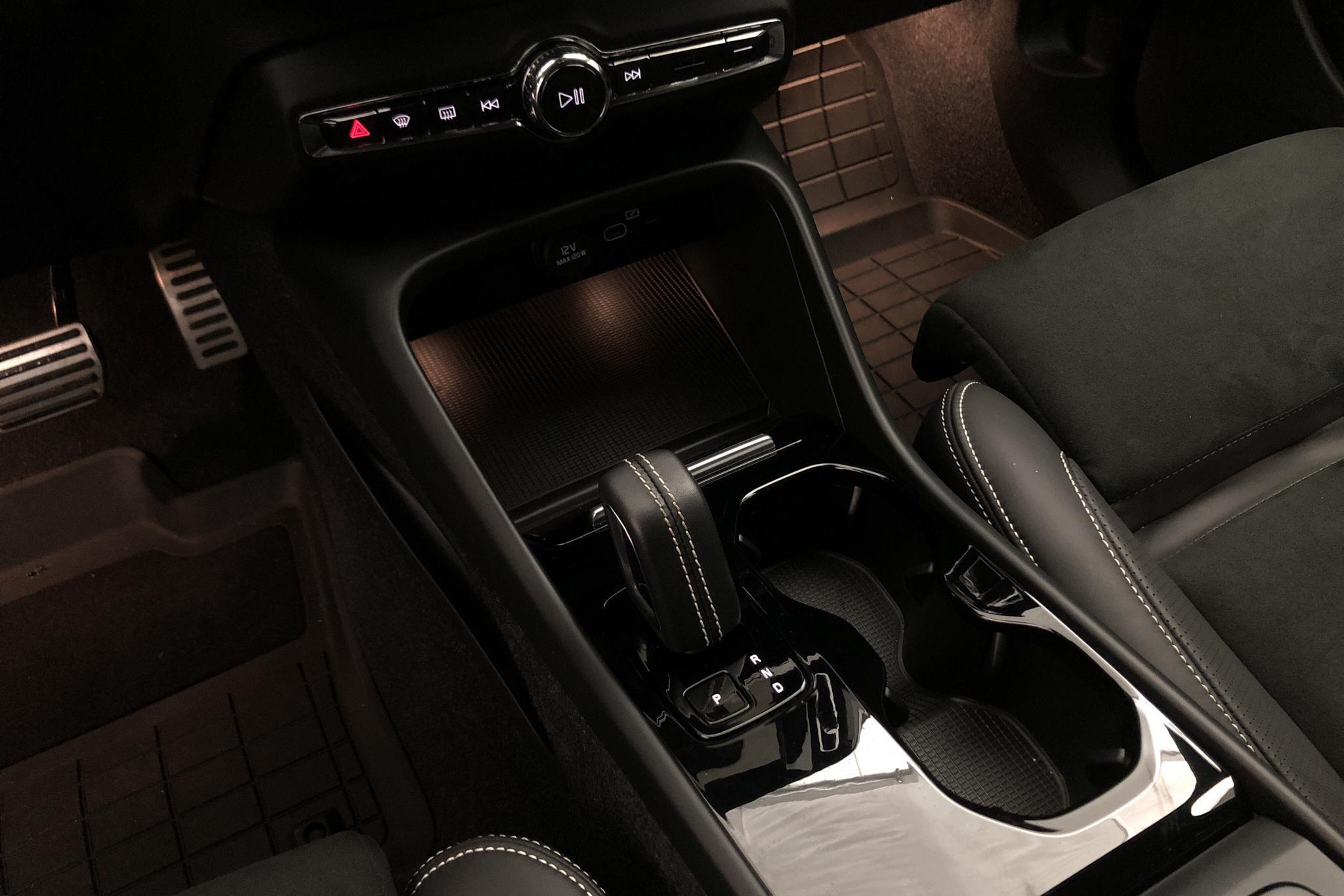 Volvo XC40 P8 Recharge AWD (408hk) - 510 mil - Automat - svart - 2021