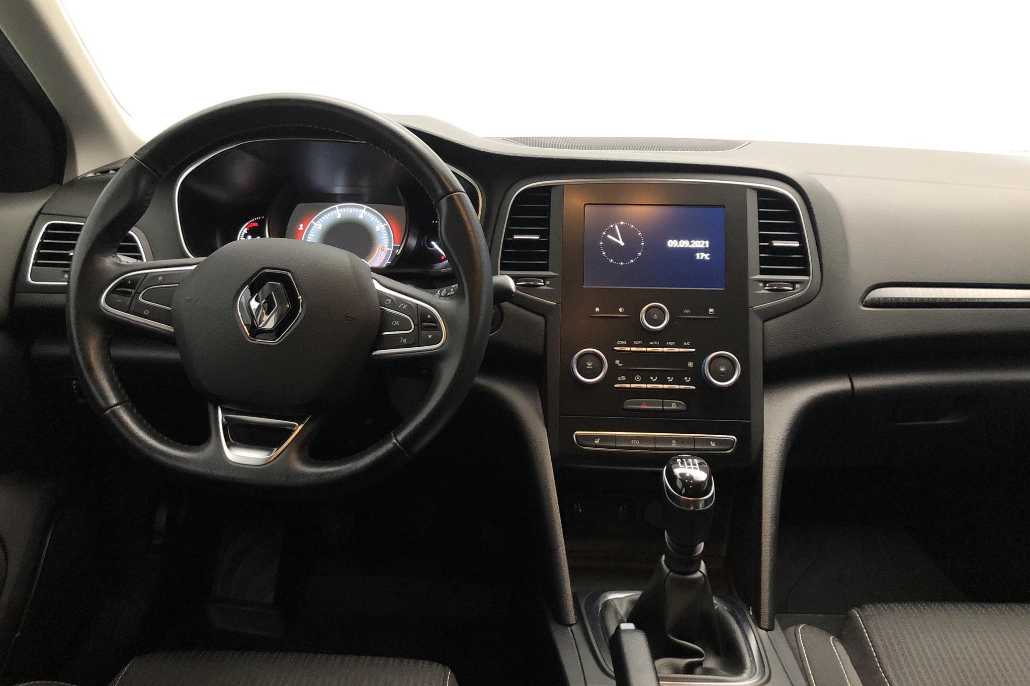 Renault Mégane 1.2 TCe 5dr (130hk) - 7 038 mil - Manuell - 2017