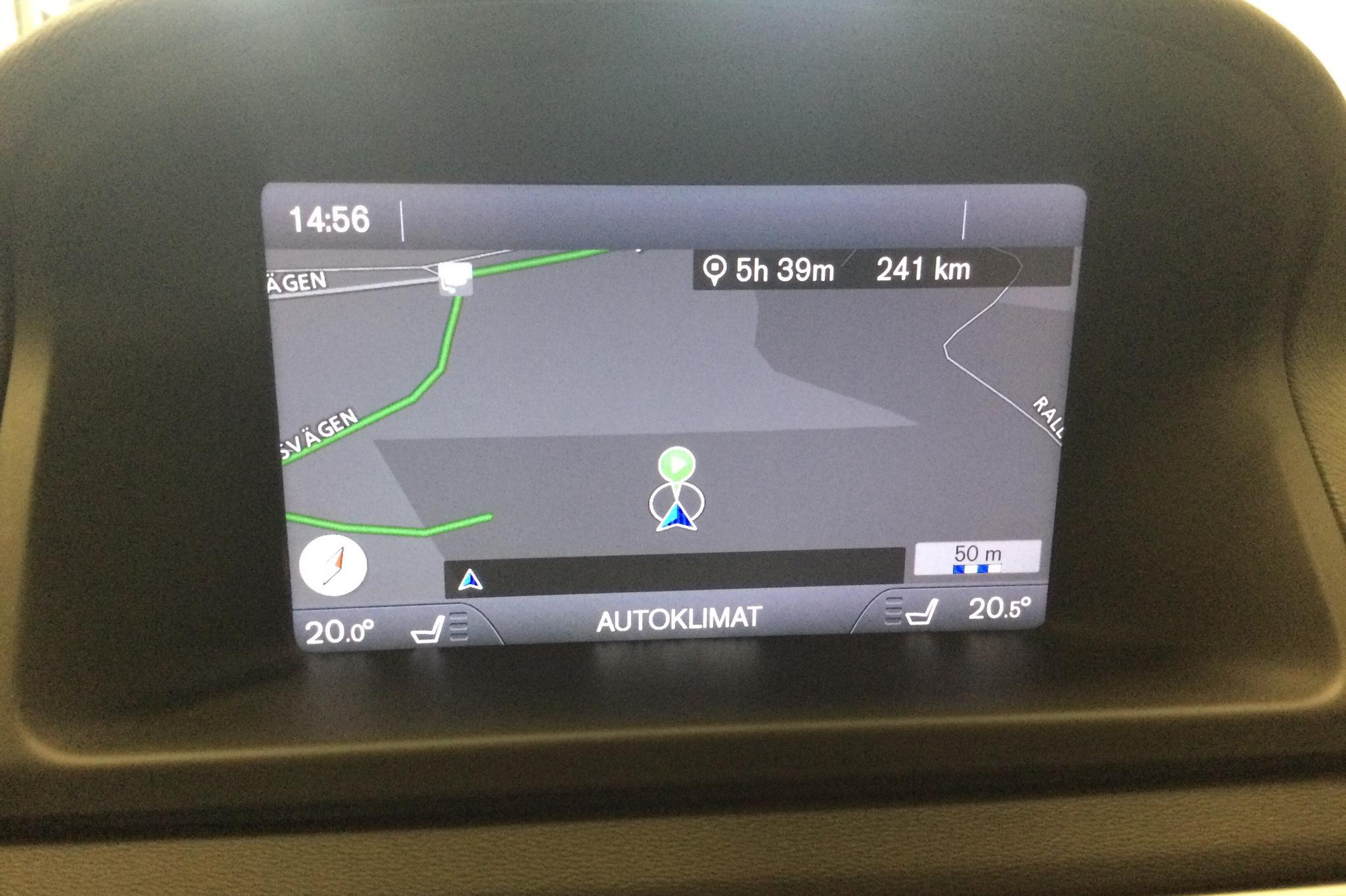 Volvo V70 II D5 AWD (215hk) - 8 915 mil - Automat - svart - 2014