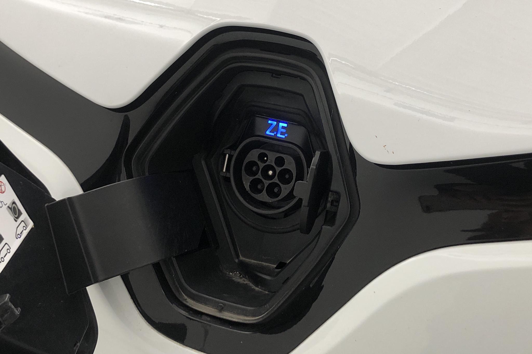 Renault Zoe 41 kWh R110 (108hk) - 28 770 km - Automatic - white - 2019