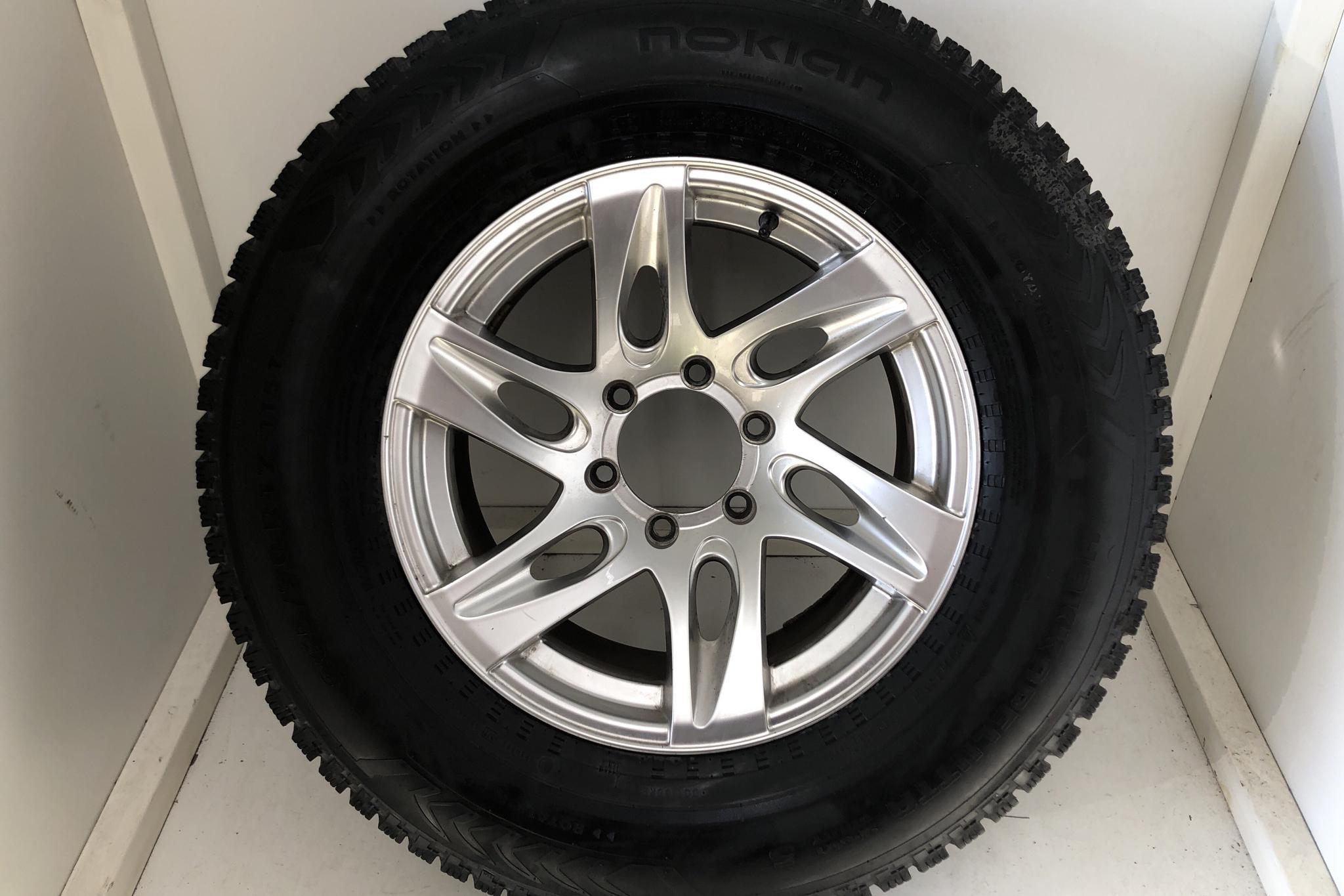 Chevrolet Avalanche 5.3 V8 (309hk) - 199 950 km - Automatic - silver - 2008
