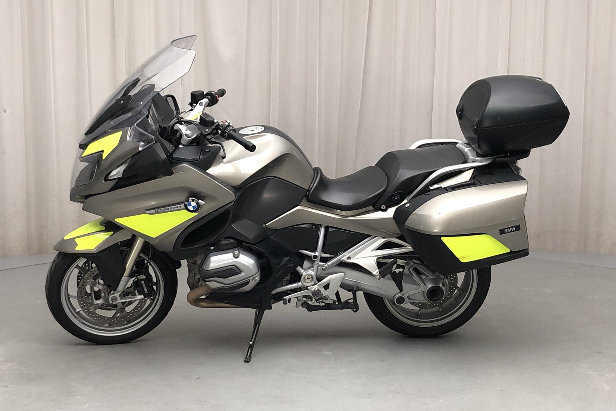 BMW R 1200 RT Motorcykel - 43 910 km - Manual - brown - 2016