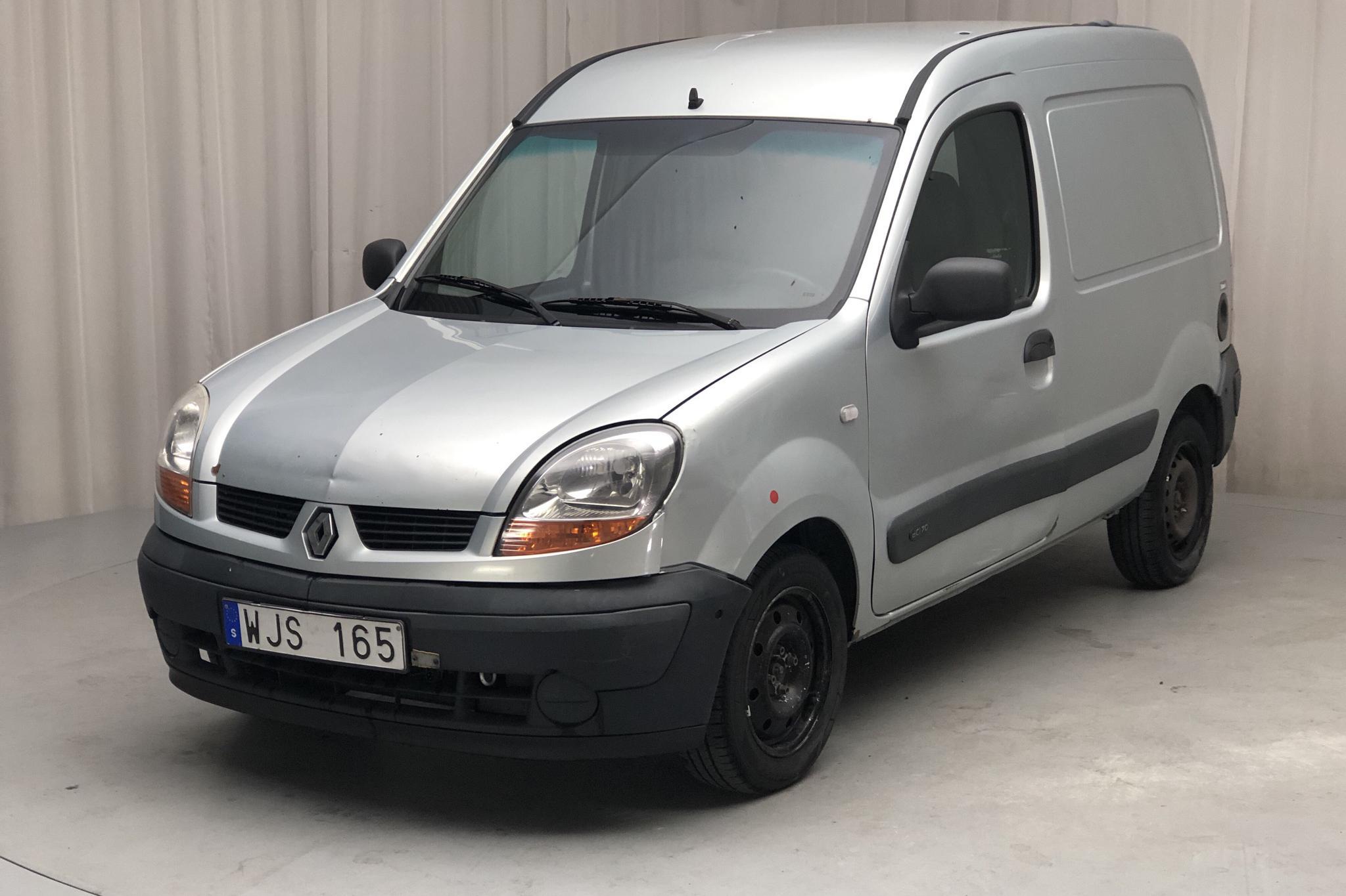 Renault Kangoo Express 1.5 dCi Skåp (65hk) - 27 283 mil - Manuell - Light Grey - 2004