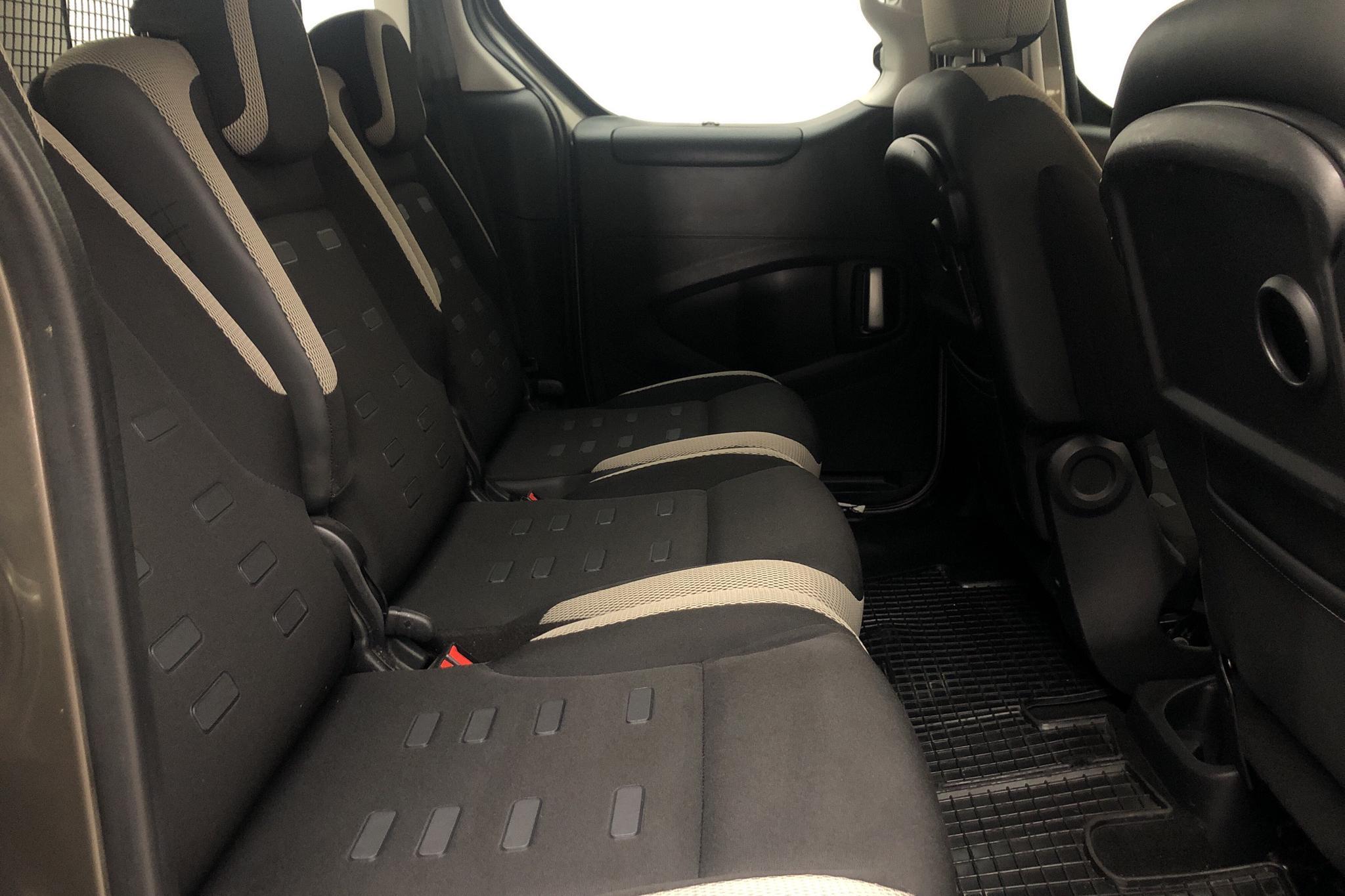 Citroen Berlingo Family III 1.6 HDI (115hk) - 15 590 mil - Manuell - brun - 2015
