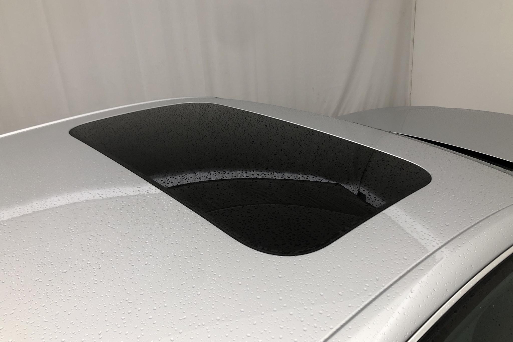 Audi A8 4.2 TDI quattro (350hk) - 11 746 mil - Automat - silver - 2013