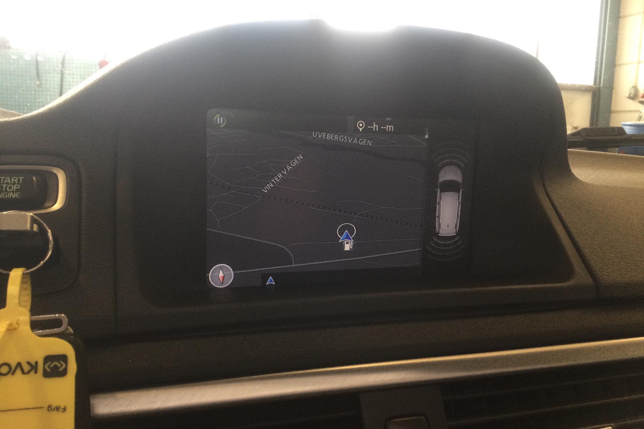 Volvo V70 II 2.5FT AFV Bi-fuel (231hk) - 26 111 mil - Manuell - svart - 2012