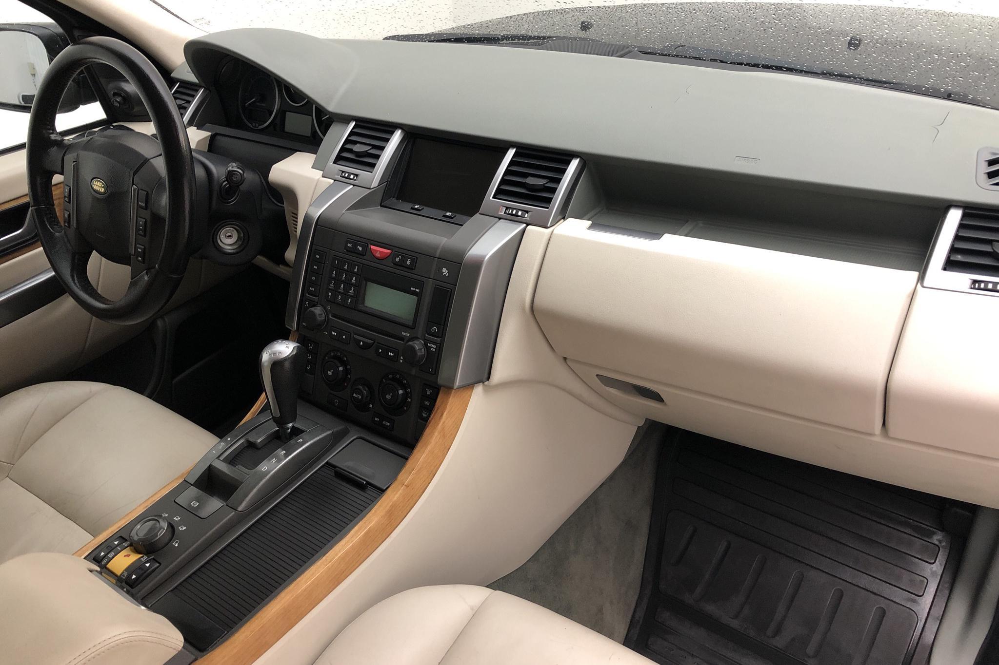 Land Rover Range Rover Sport TDV6 (190hk) - 33 595 mil - Automat - grå - 2006