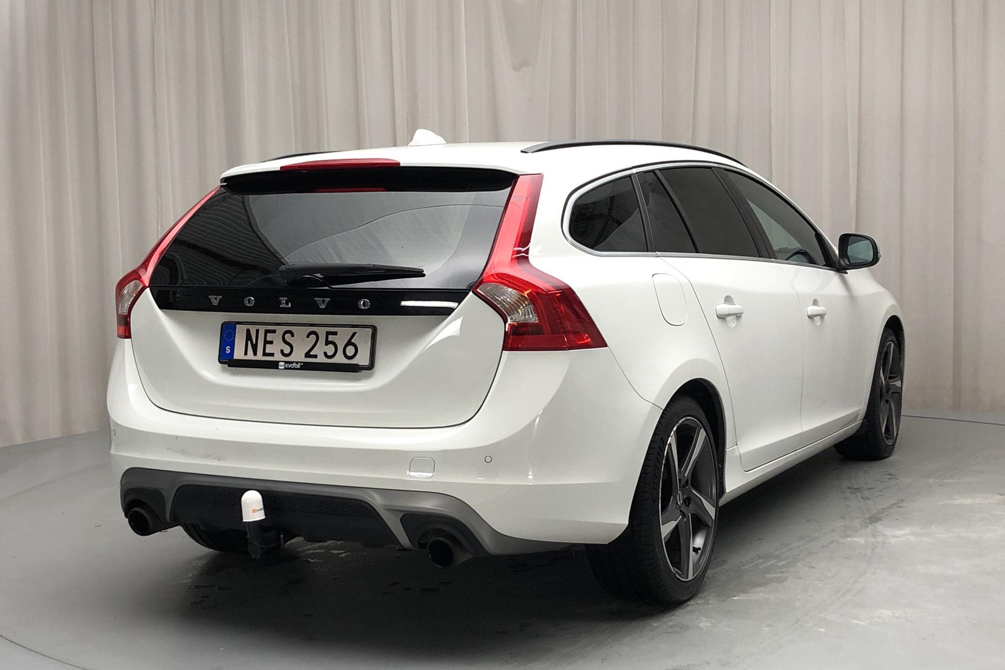 Volvo V60 T4 (190hk) - 8 594 mil - Manuell - vit - 2016