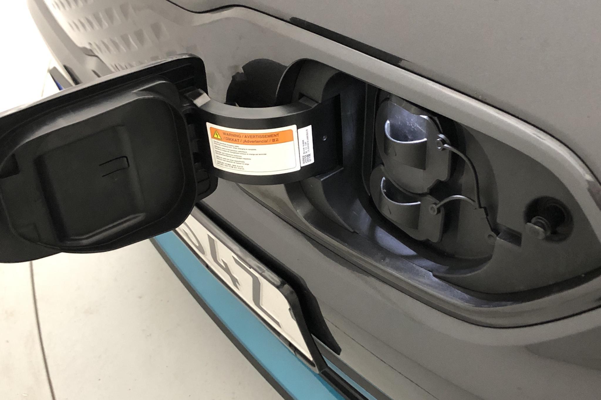 KIA Niro EV 64 kWh (204hk) - 3 544 mil - Automat - grå - 2019