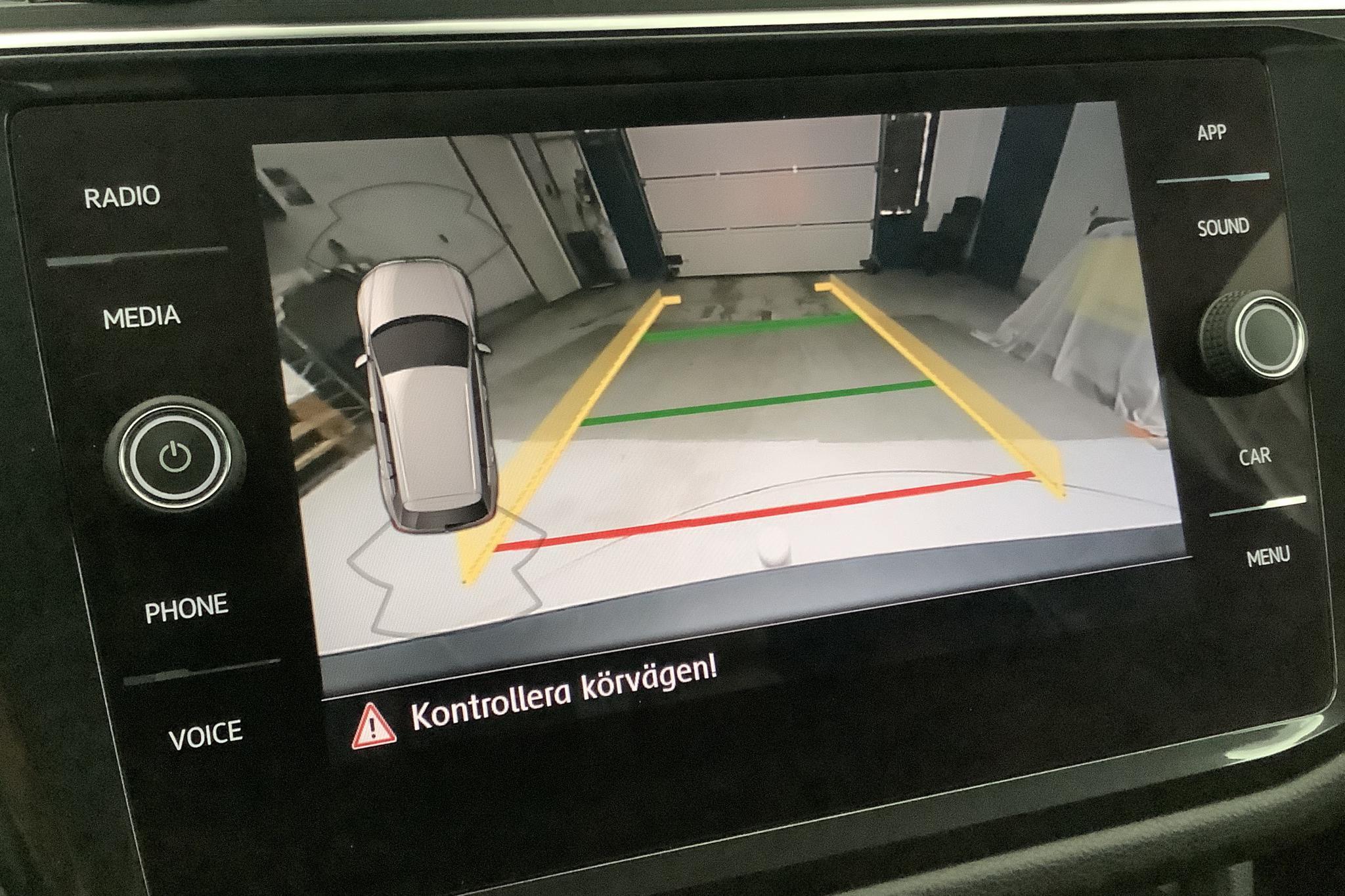 VW Tiguan Allspace 2.0 TDI 4MOTION (190hk) - 75 970 km - Automatic - Dark Grey - 2018