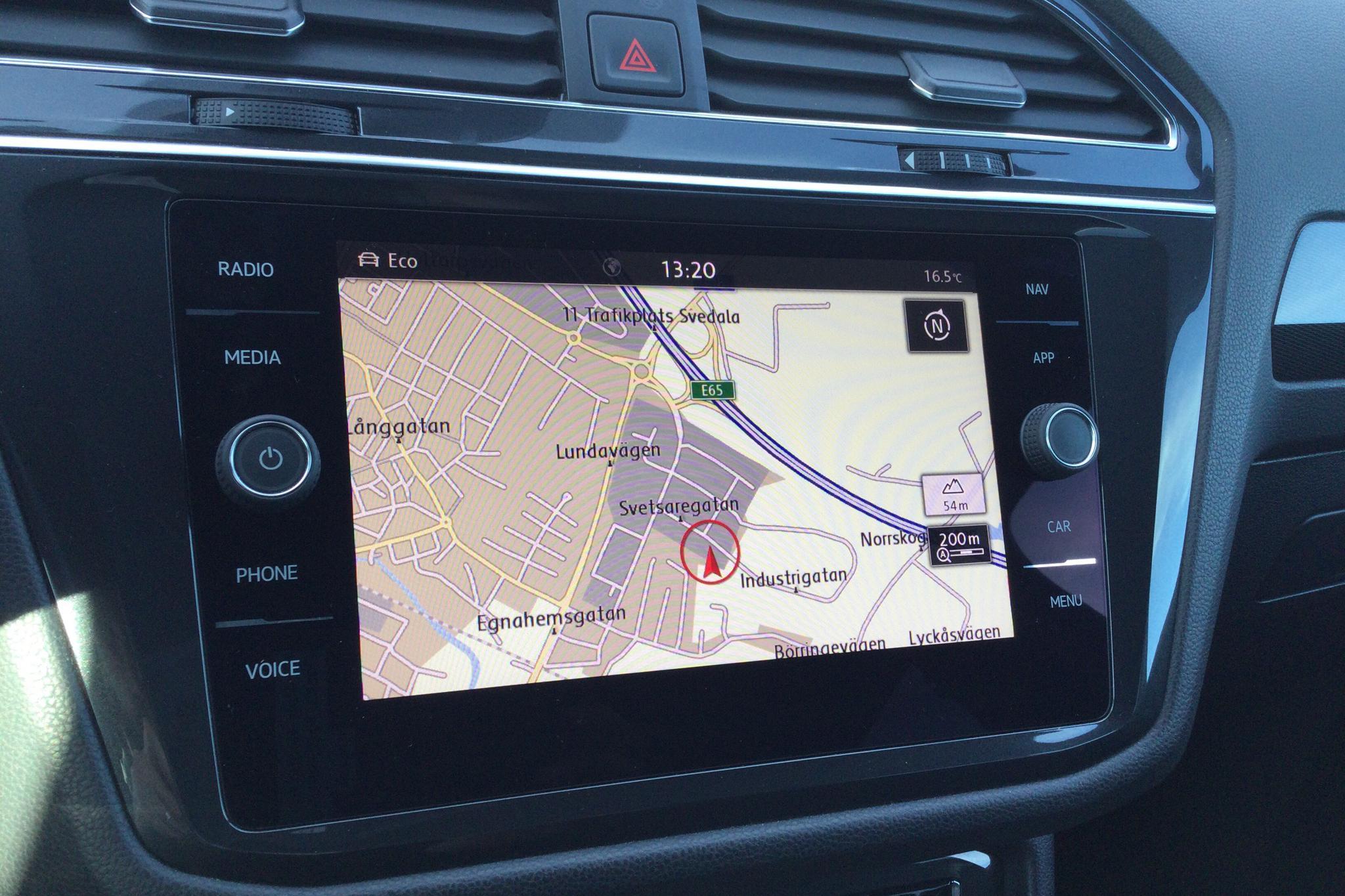 VW Tiguan Allspace 2.0 TDI 4MOTION (190hk) - 7 058 mil - Automat - Dark Green - 2019