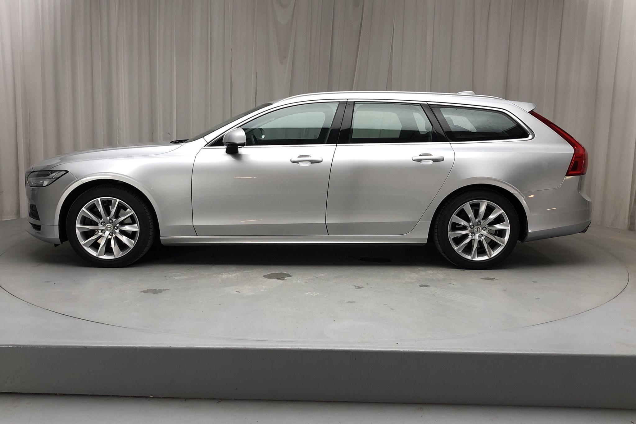 Volvo V90 T4 (190hk) - 56 130 km - Automatic - silver - 2019